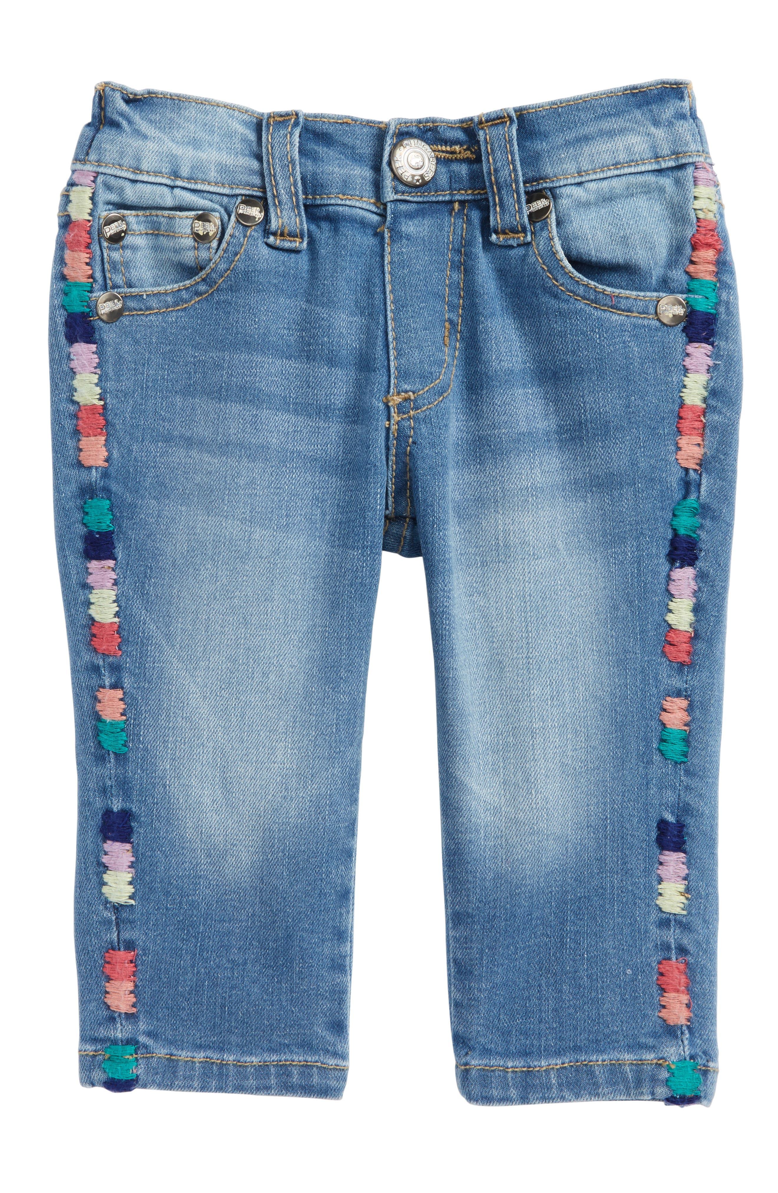 Peek Taylor Stitch Jeans (Baby Girls)