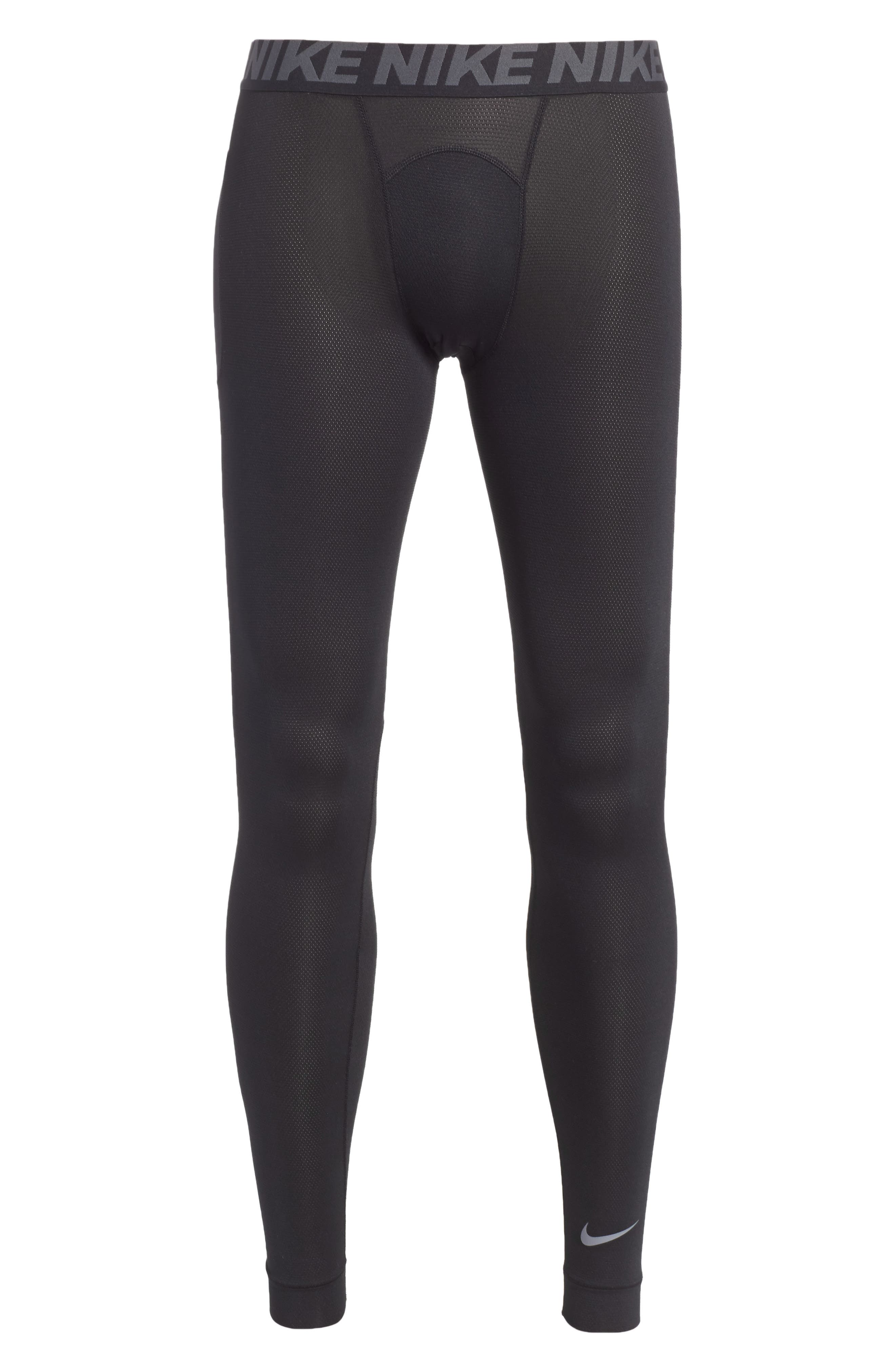 Pro Utility Tights,                         Main,                         color, Black/ Anthracite/ Dark Grey