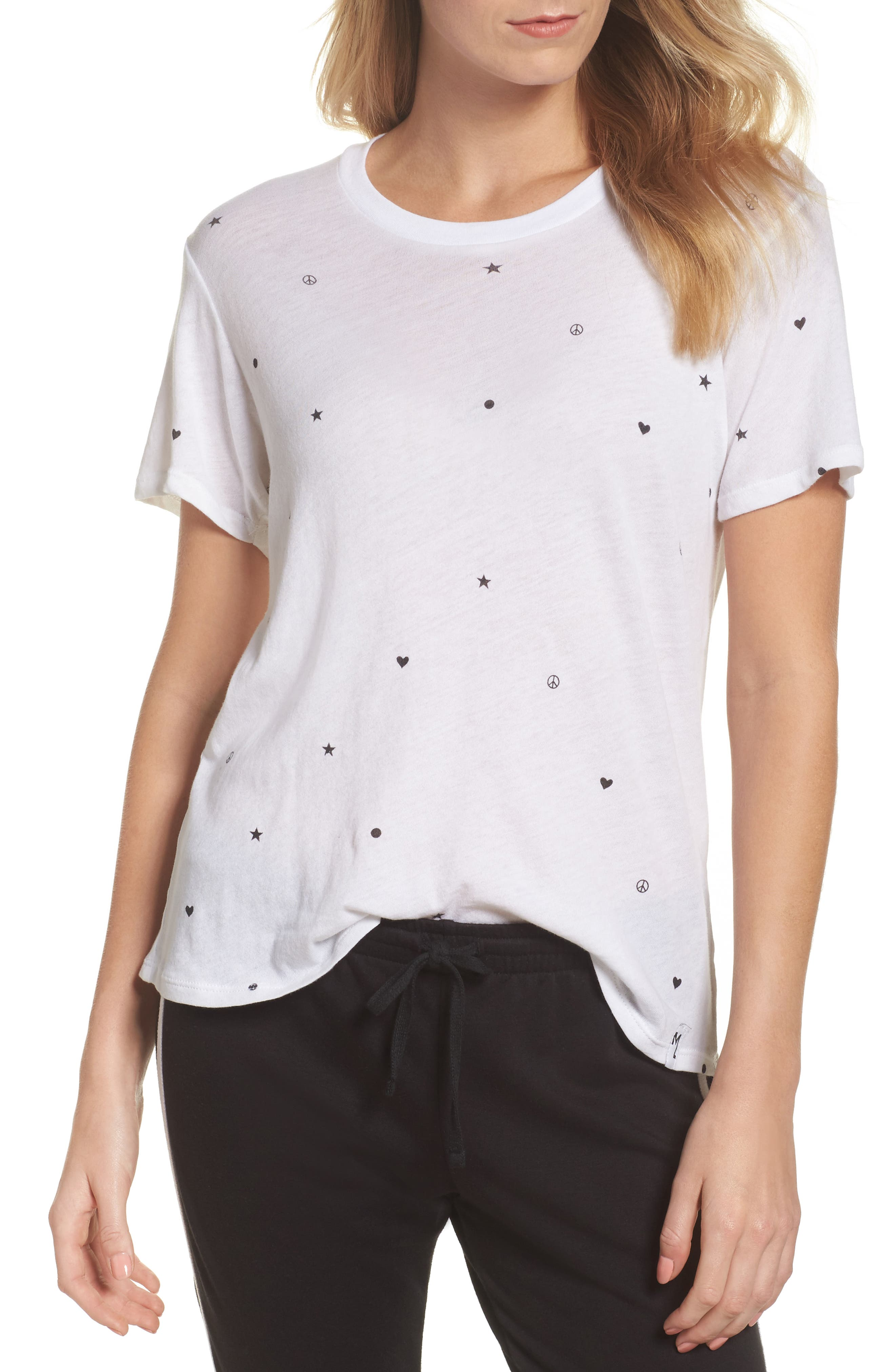 Michael Lauren Hall Lounge Tee