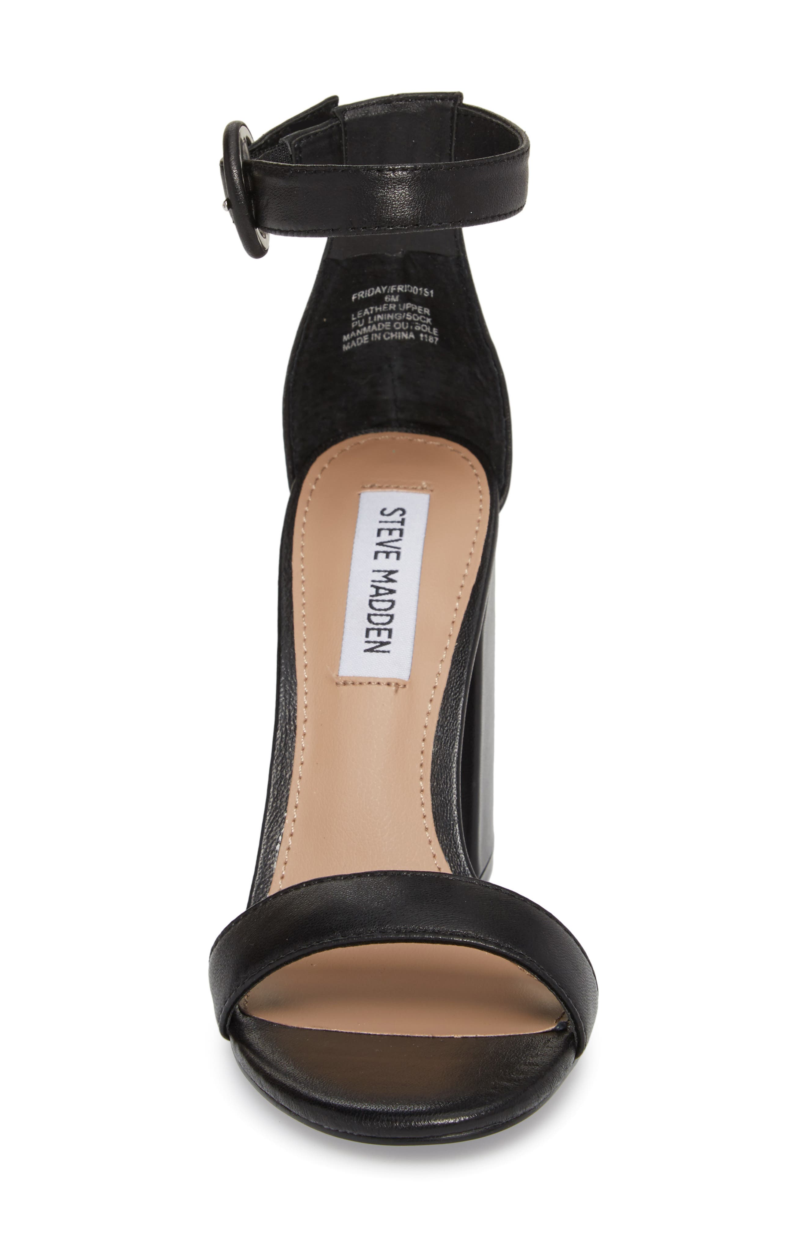 Alternate Image 4  - Steve Madden Friday Sandal (Women)