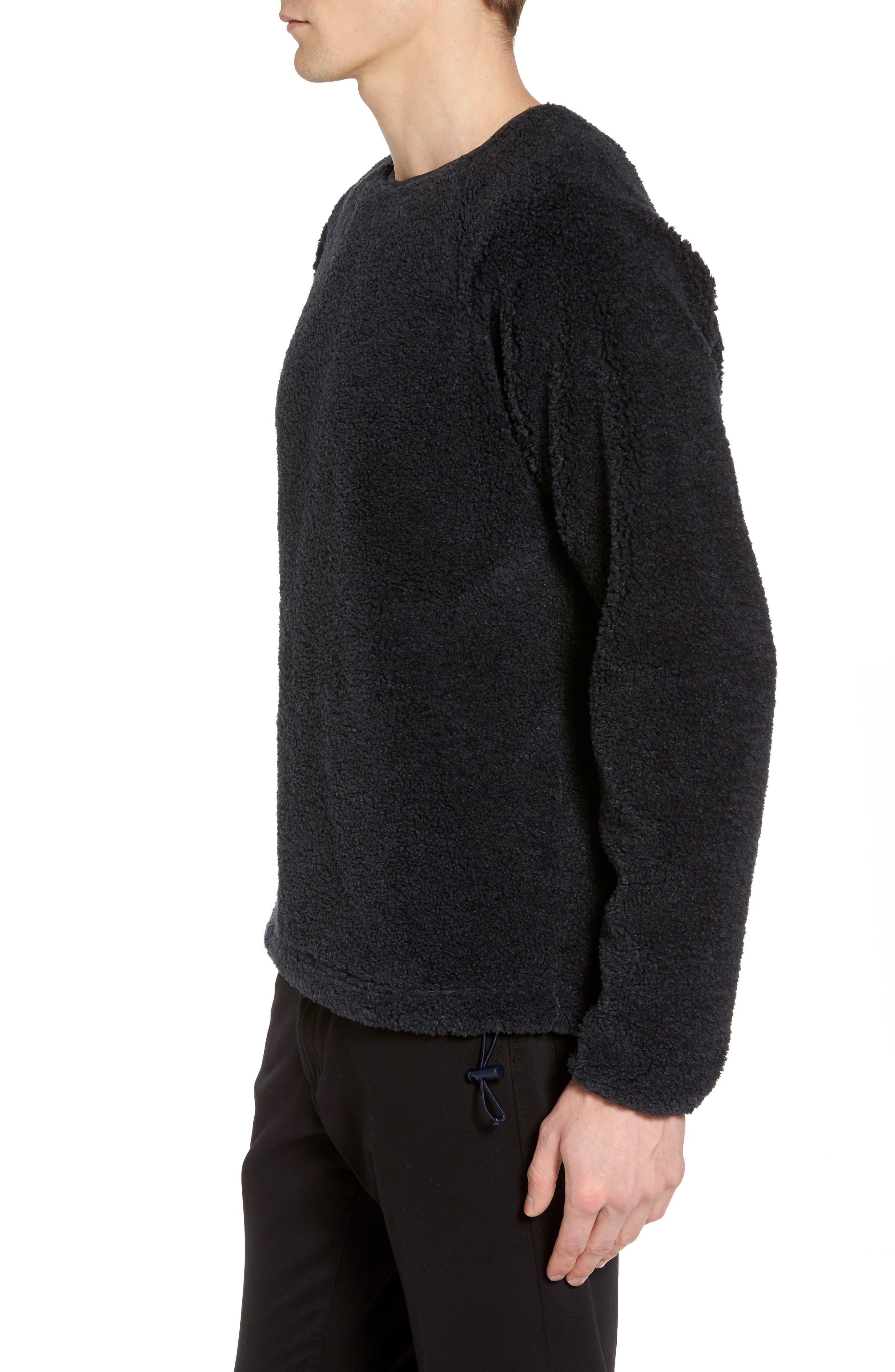 Alternate Image 3  - YMC Deliverance Fleece Sweatshirt