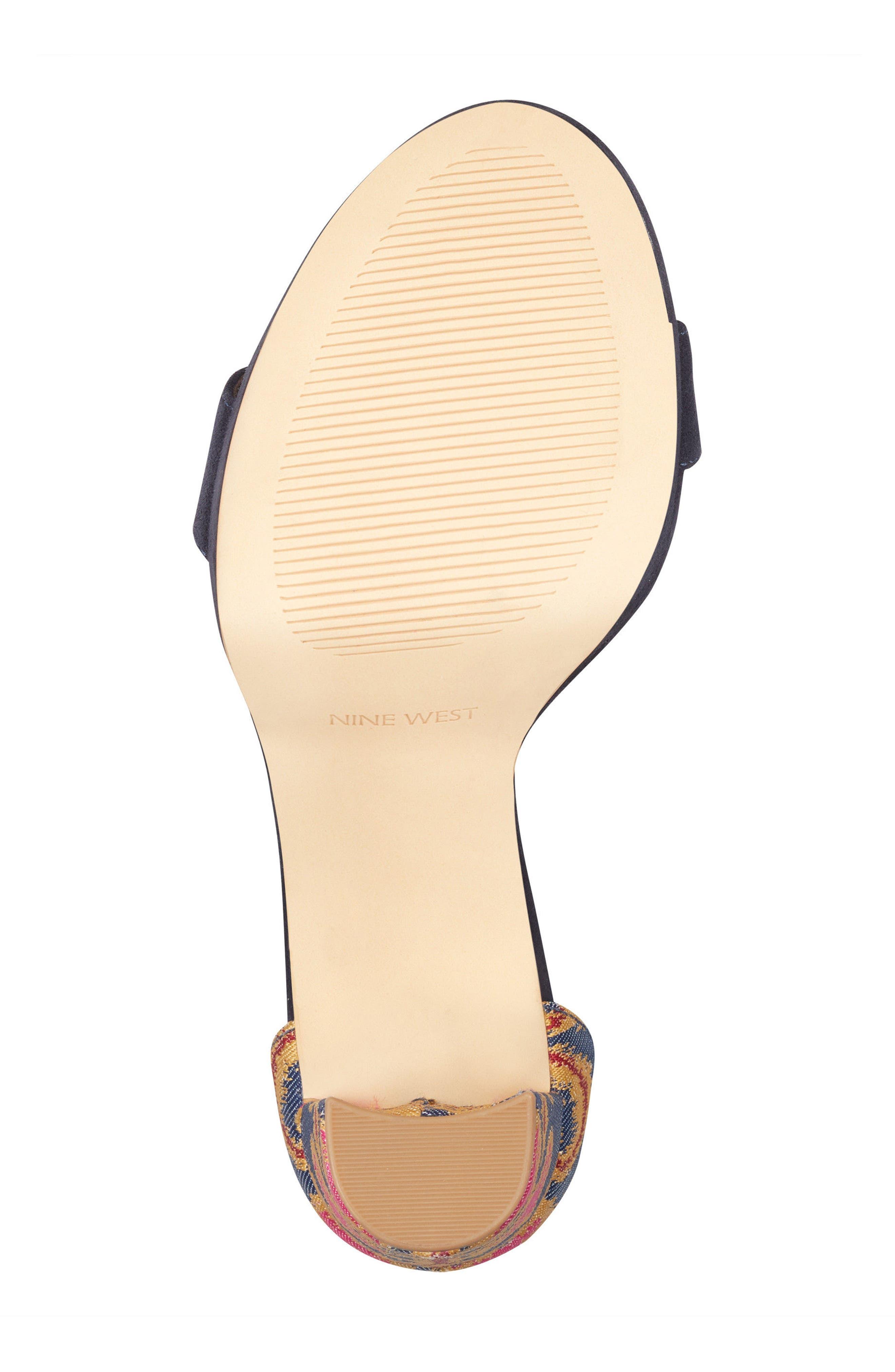 Alternate Image 6  - Nine West Dempsey Platform Sandal (Women)