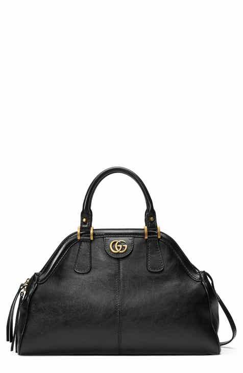 a543e2fc1ca Gucci Medium RE(BELLE) Leather Satchel