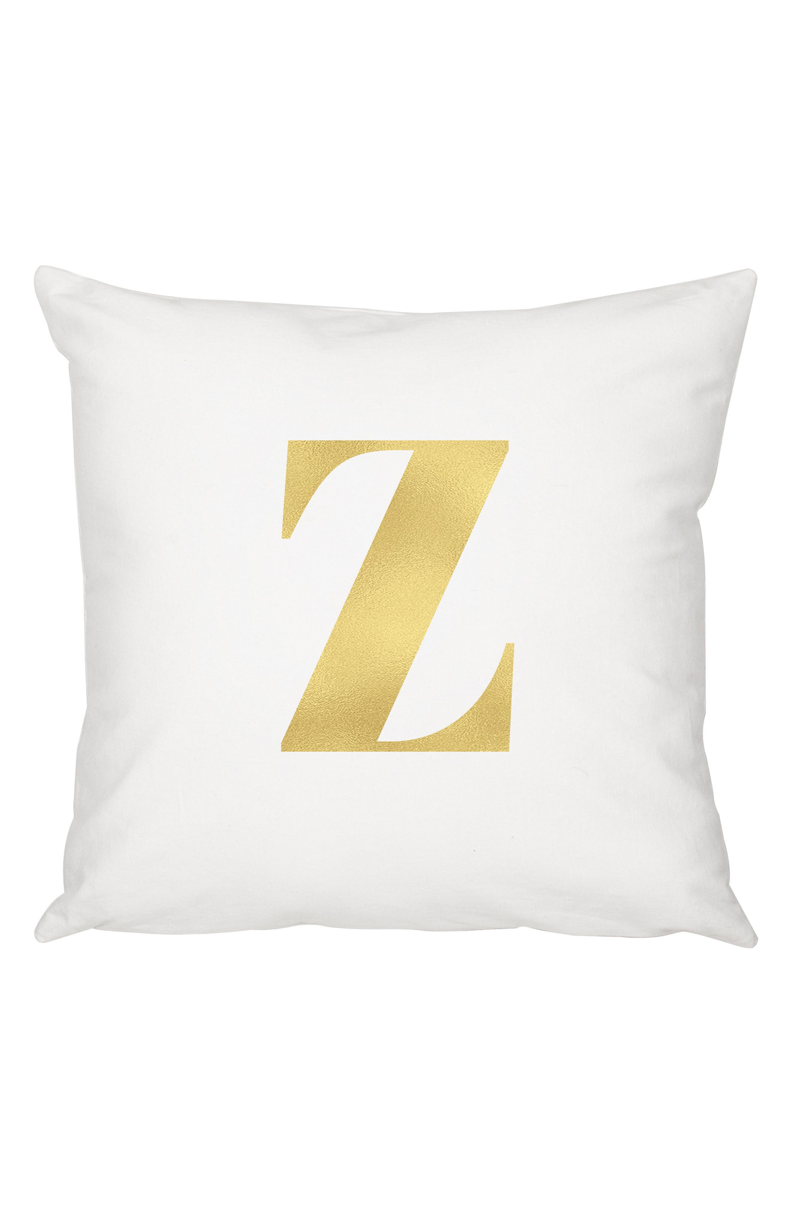 Alternate Image 1 Selected - Cathy's Concepts Monogram Accent Pillow