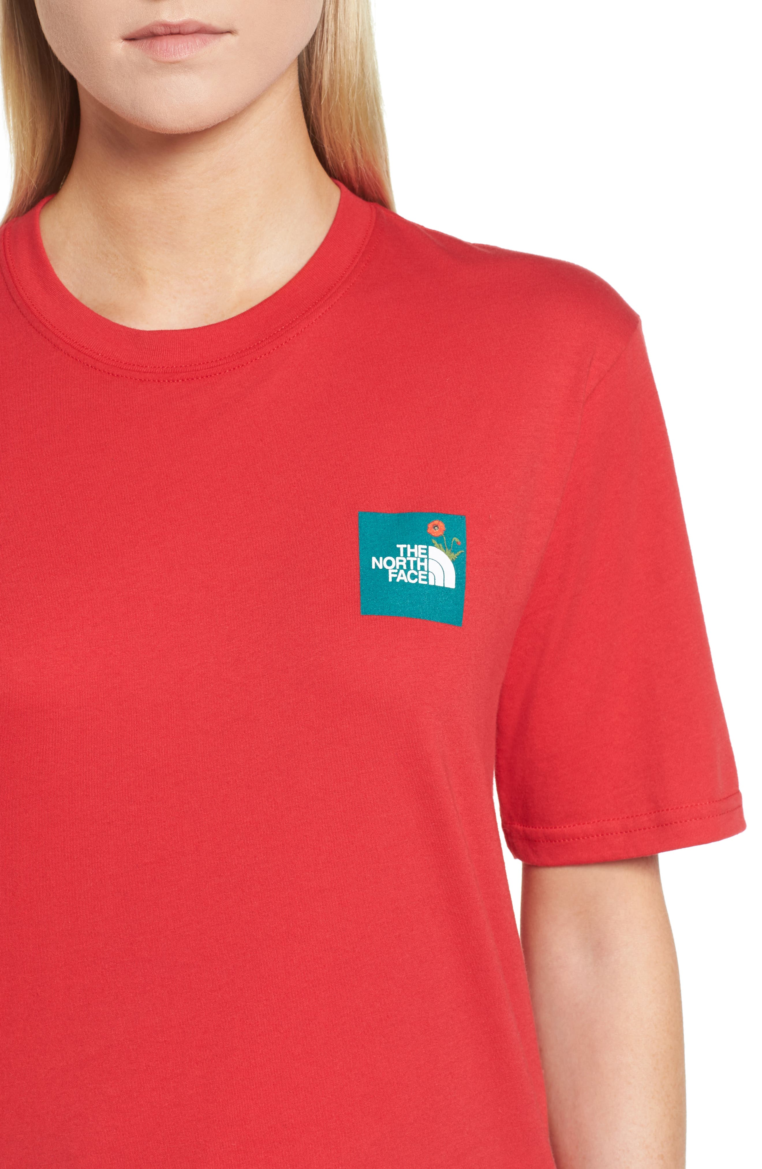 Alternate Image 5  - The North Face Graphic Unisex T-Shirt