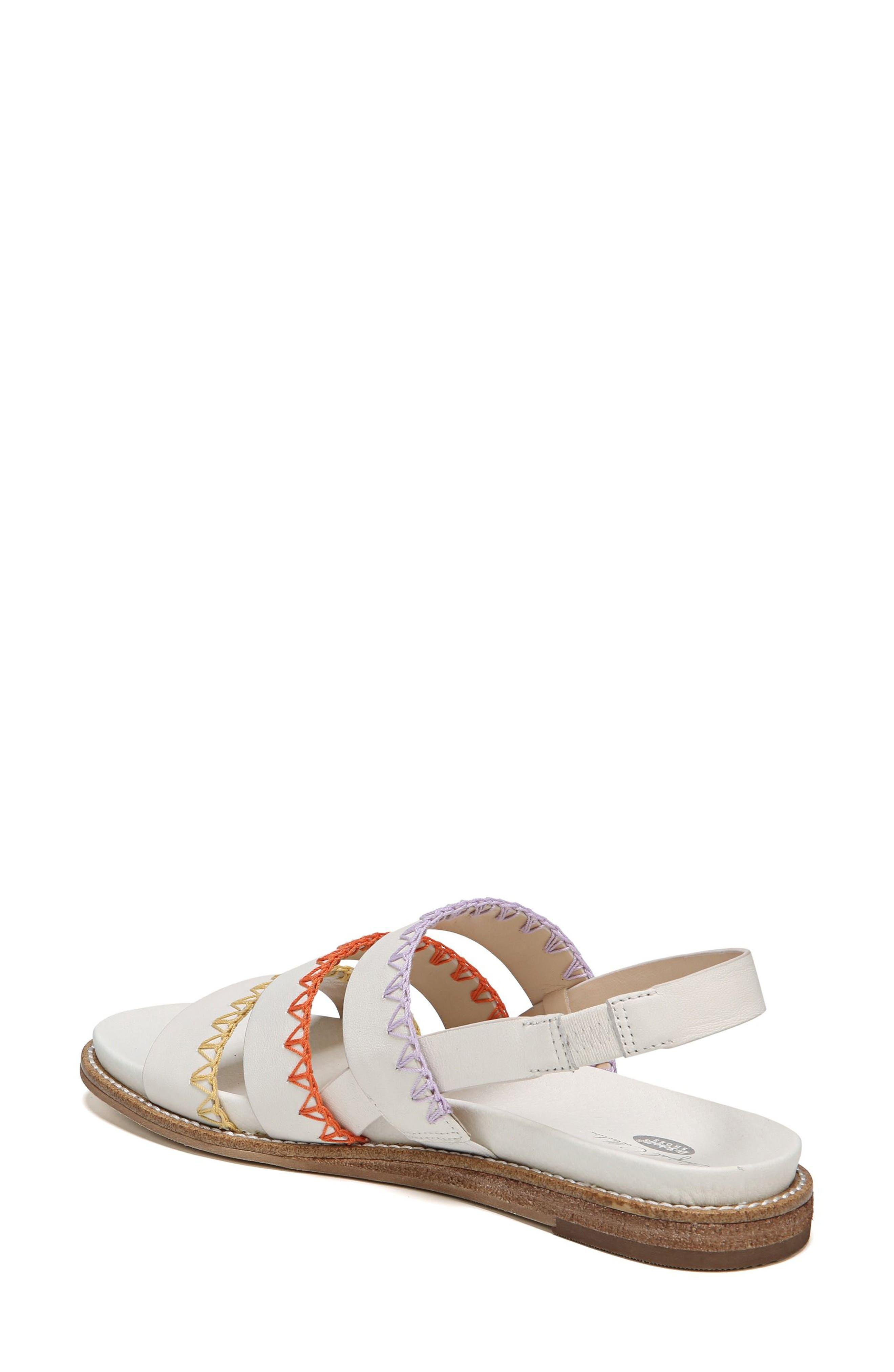 Discover Sandal,                             Alternate thumbnail 2, color,                             Marshmallow Leather