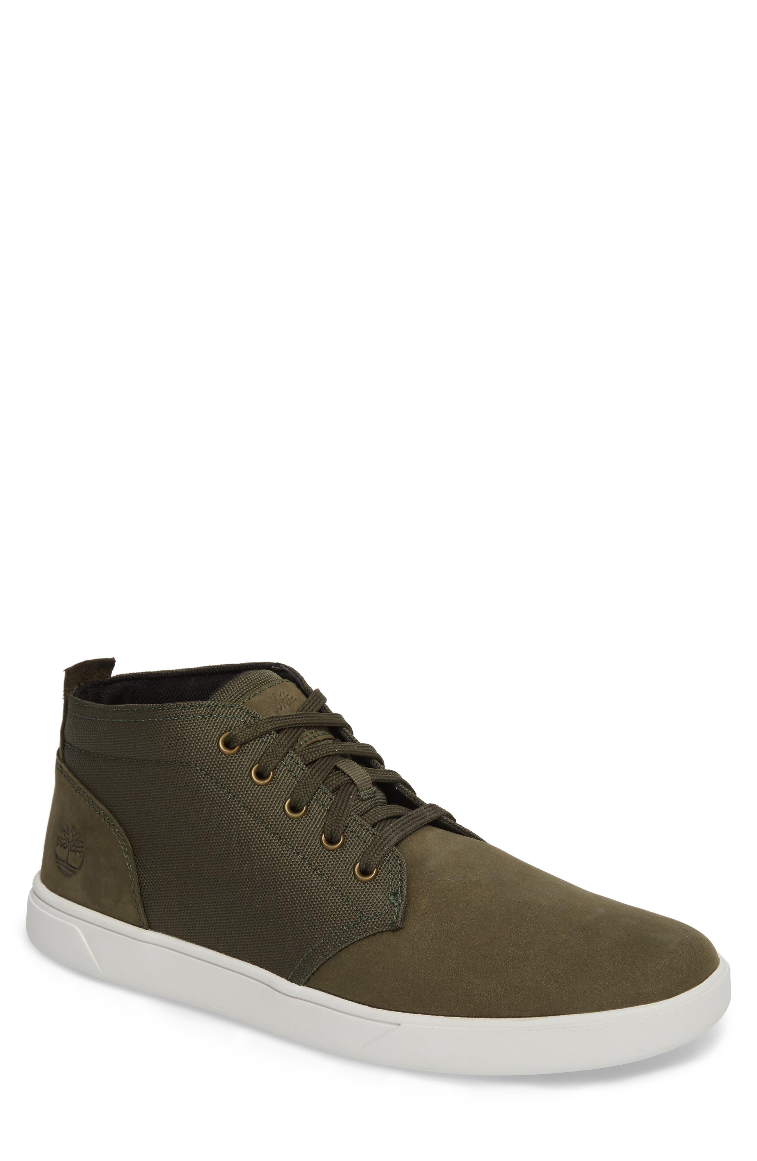Earthkeepers<sup>®</sup> 'Groveton' Chukka Sneaker,                             Main thumbnail 1, color,                             Grape Leaf Leather
