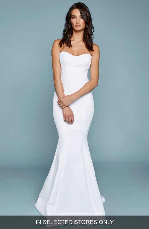 Minimalist Wedding Dresses & Bridal Gowns | Nordstrom