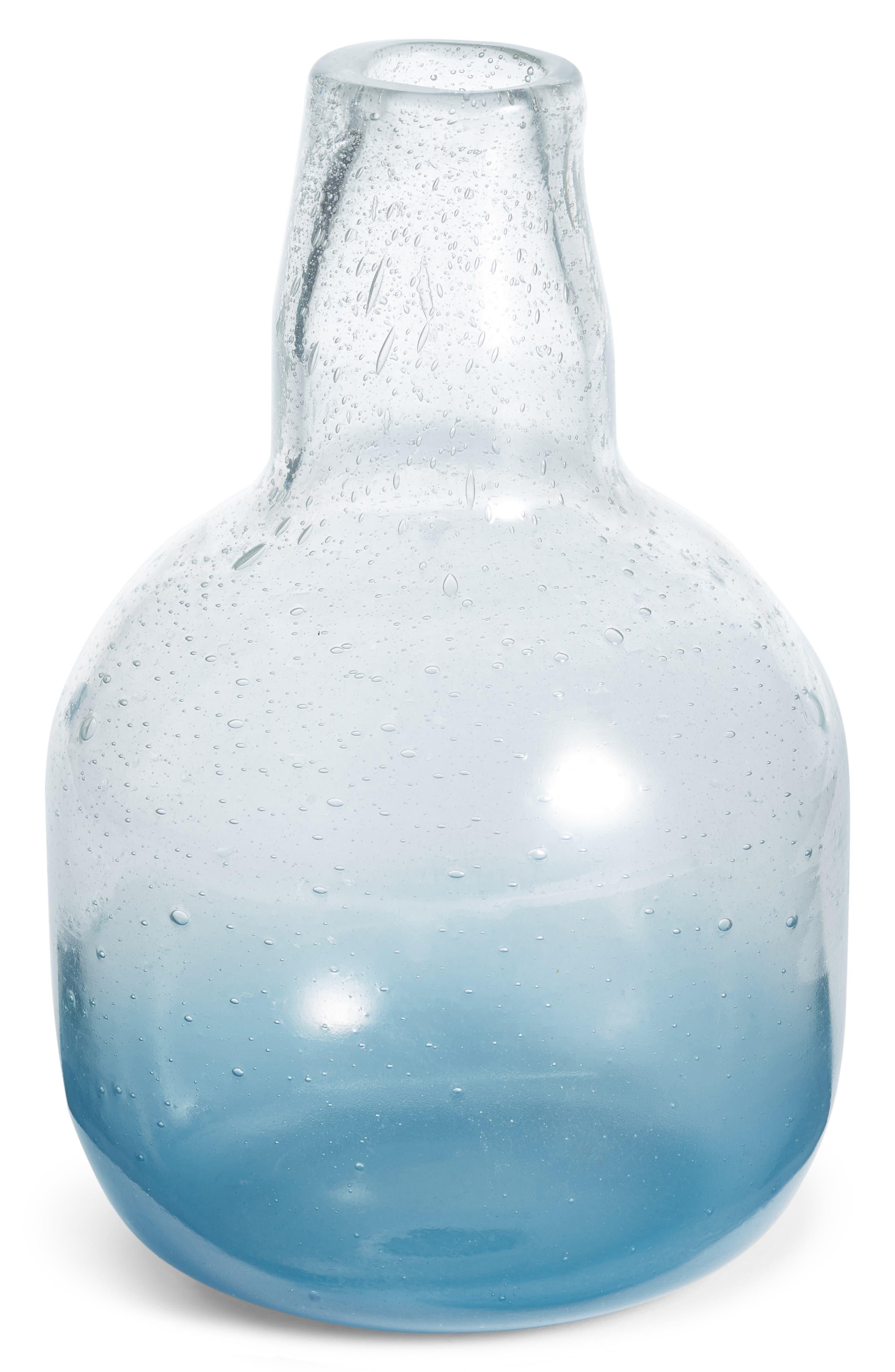 Treasure & Bond Small Tinted Glass Vase