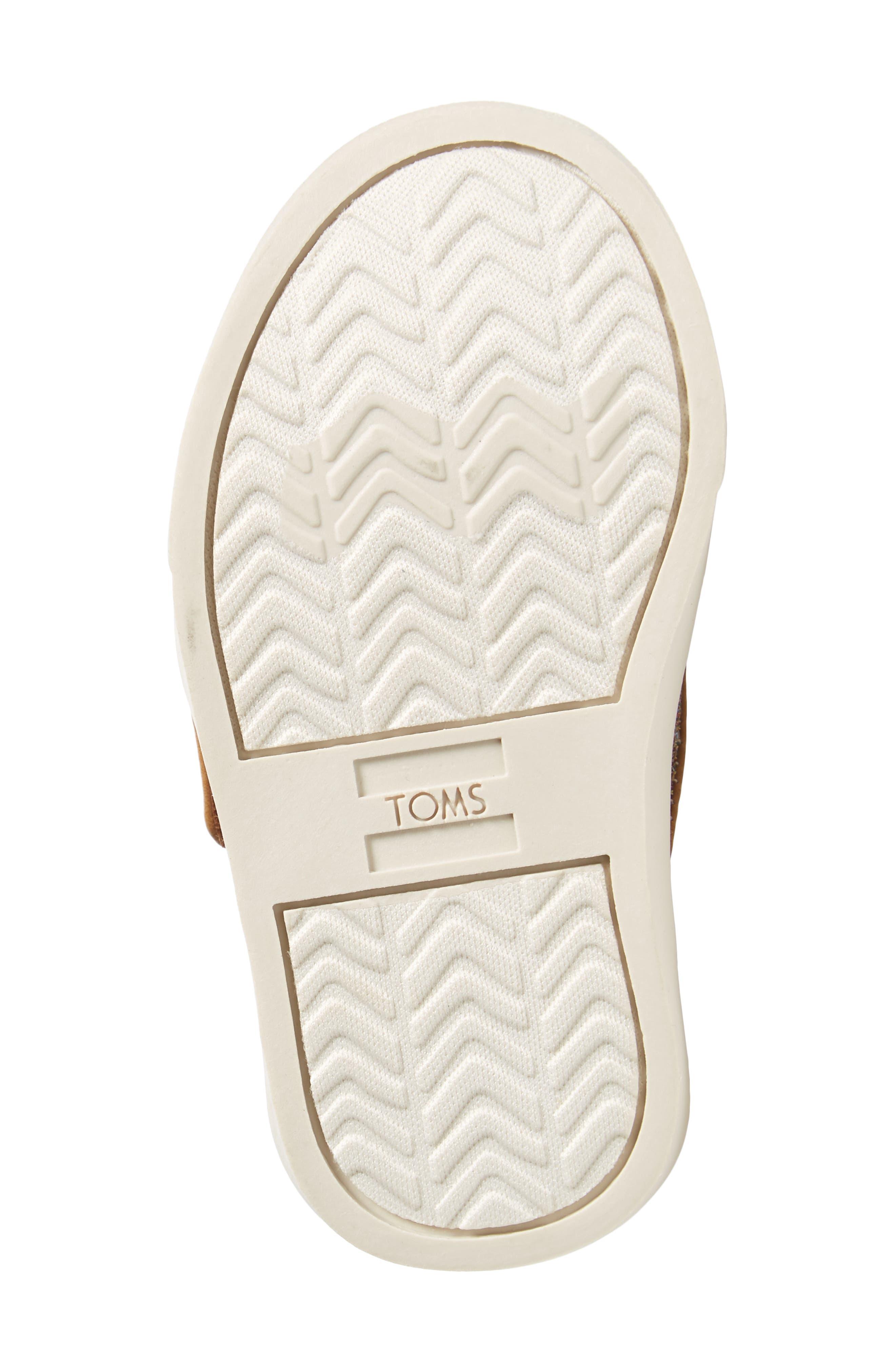 Alternate Image 6  - TOMS Luca Slip-On Sneaker (Baby, Walker & Toddler)
