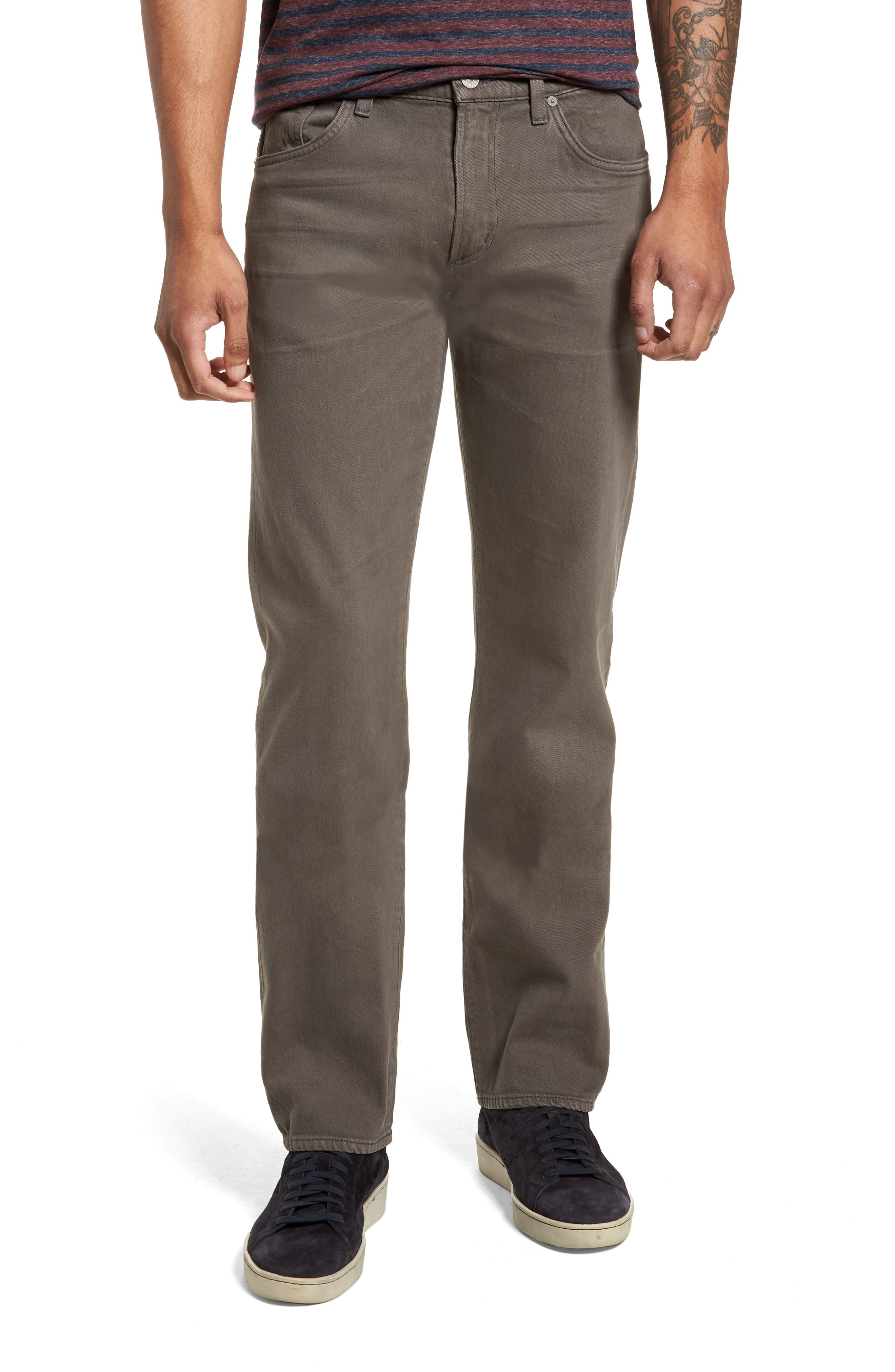 Core Slim Fit Jeans,                             Main thumbnail 1, color,                             Fallbrook