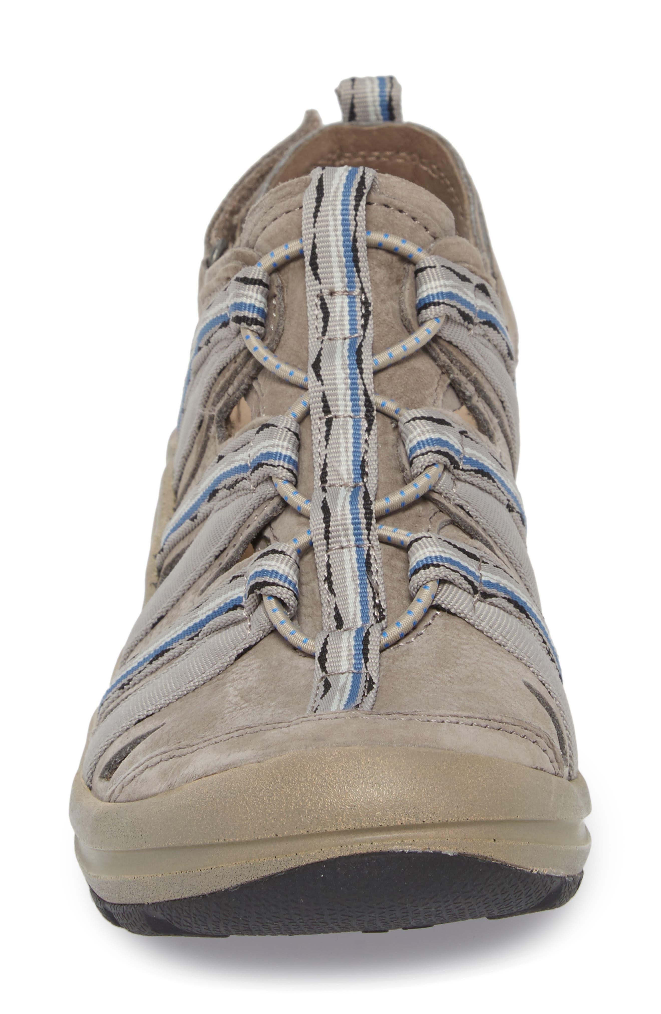 Malabar Sport Sandal,                             Alternate thumbnail 4, color,                             Paper Mache Leather