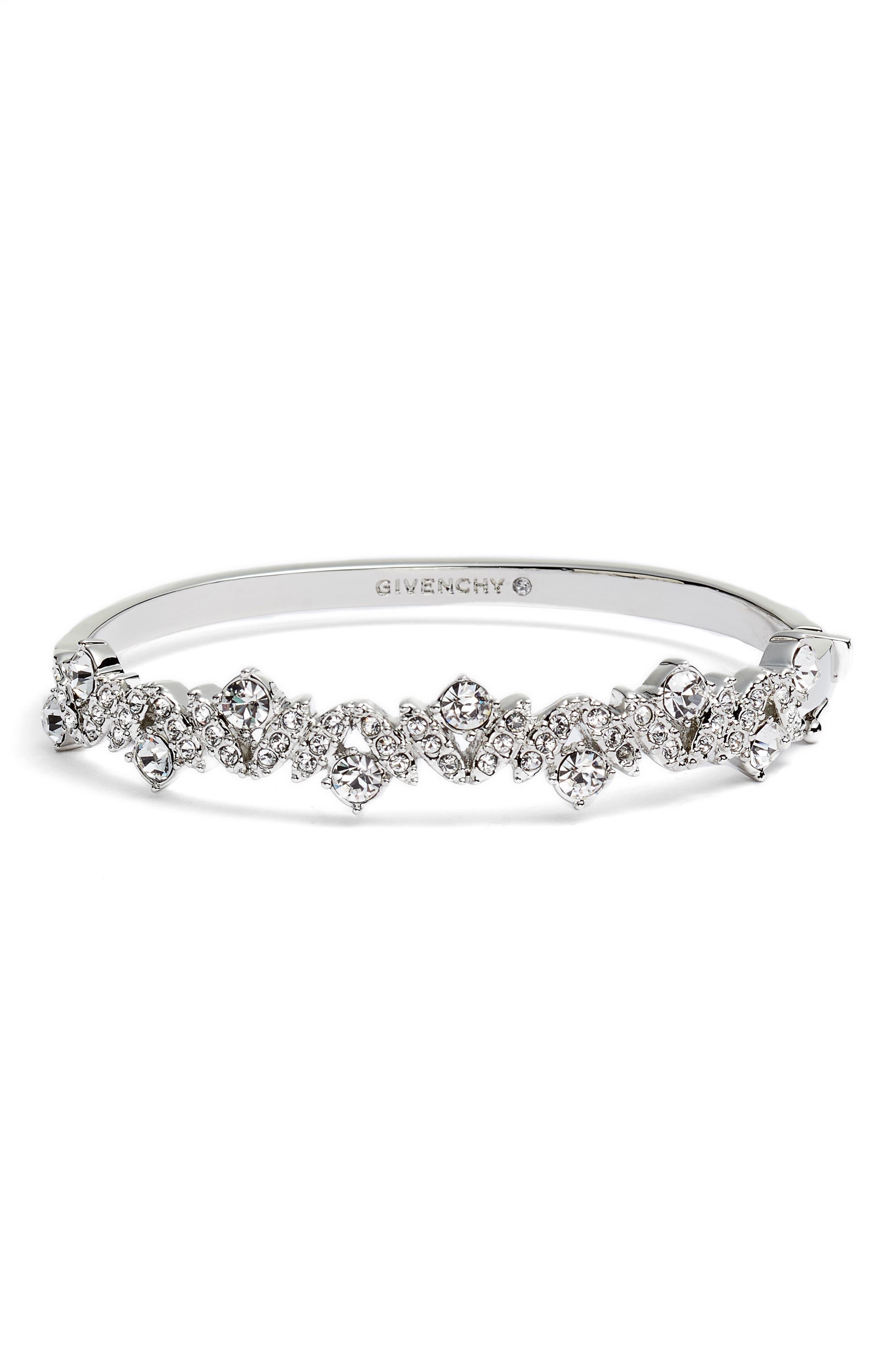 Givenchy Crystal Bangle