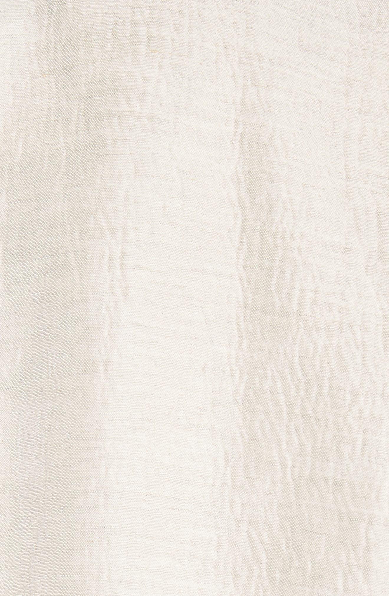 Milo Textured Jacket,                             Alternate thumbnail 5, color,                             Khaki Multi