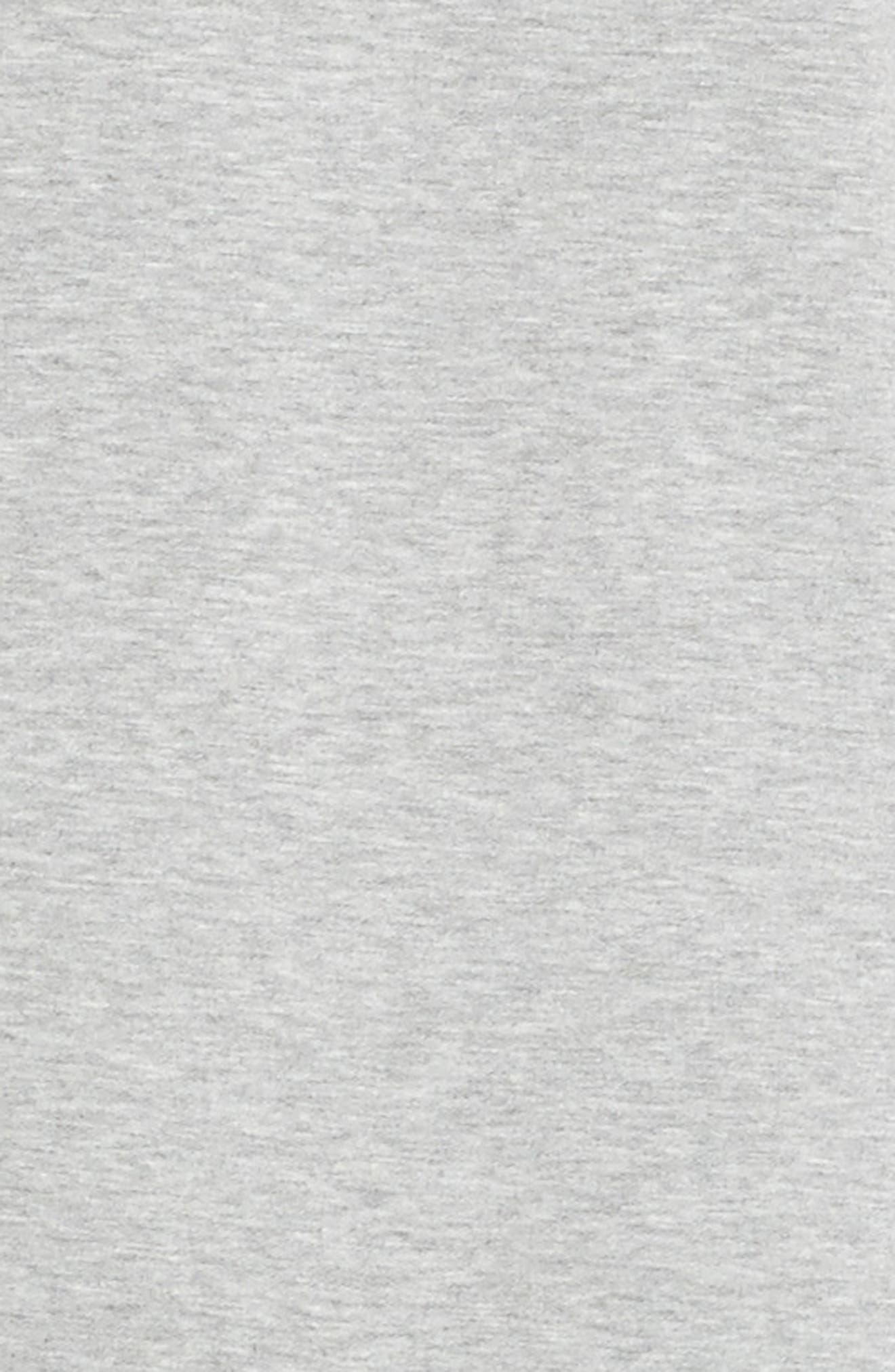 Alternate Image 5  - Chelsea28 Eyelet Trim T-Shirt Dress