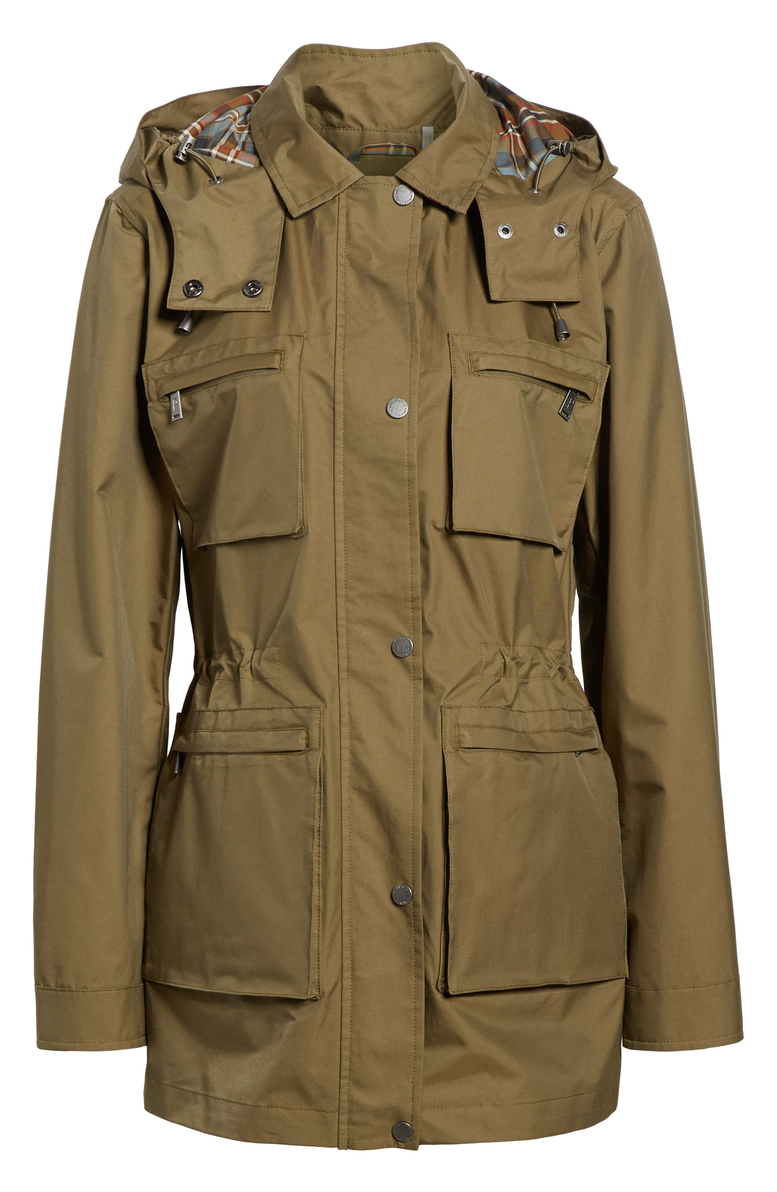 Taylor Utility Jacket,                             Alternate thumbnail 6, color,                             Olive