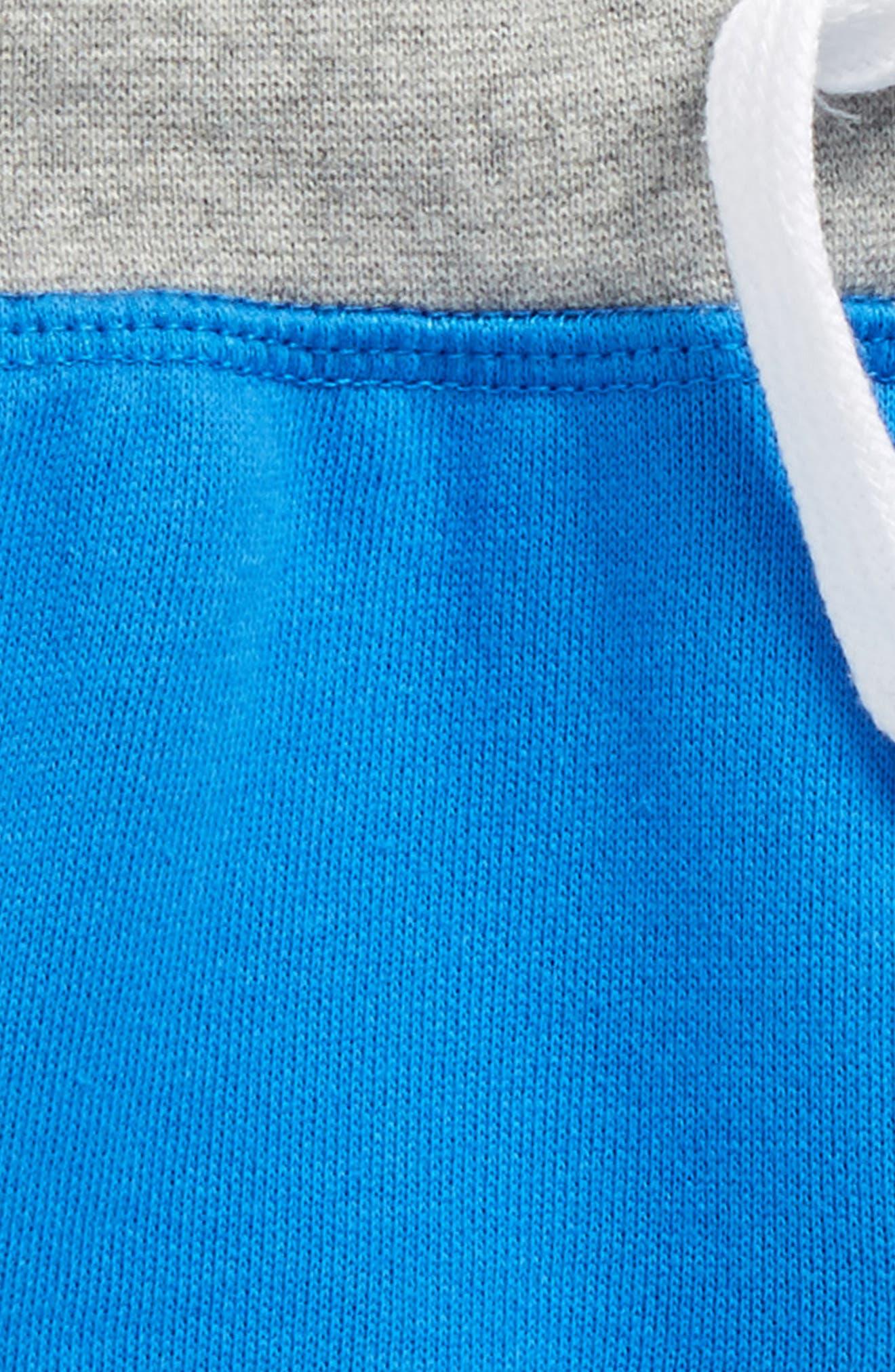 Pull On Shorts,                             Alternate thumbnail 2, color,                             Blue Lolite