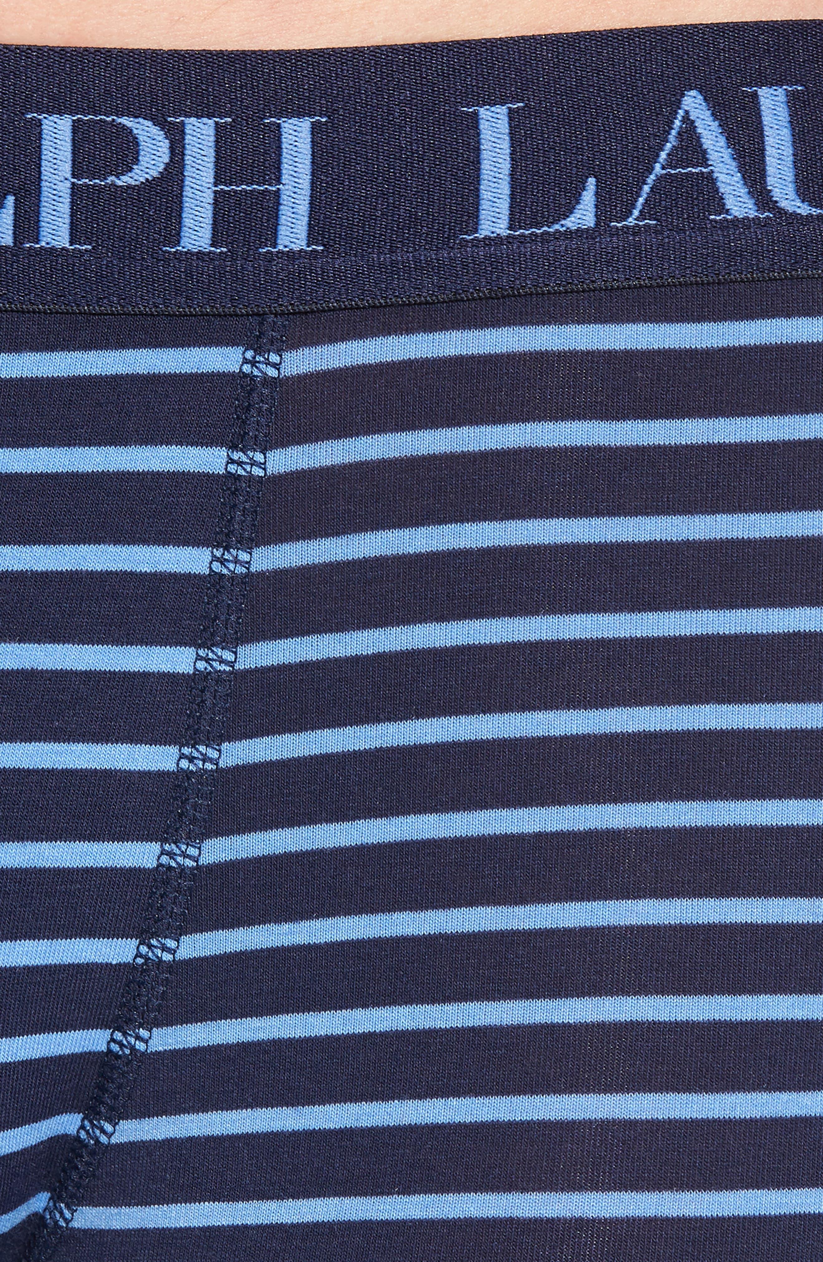 2-Pack Comfort Cotton Boxer Briefs,                             Alternate thumbnail 5, color,                             Cruise Navy/ Harbour Island
