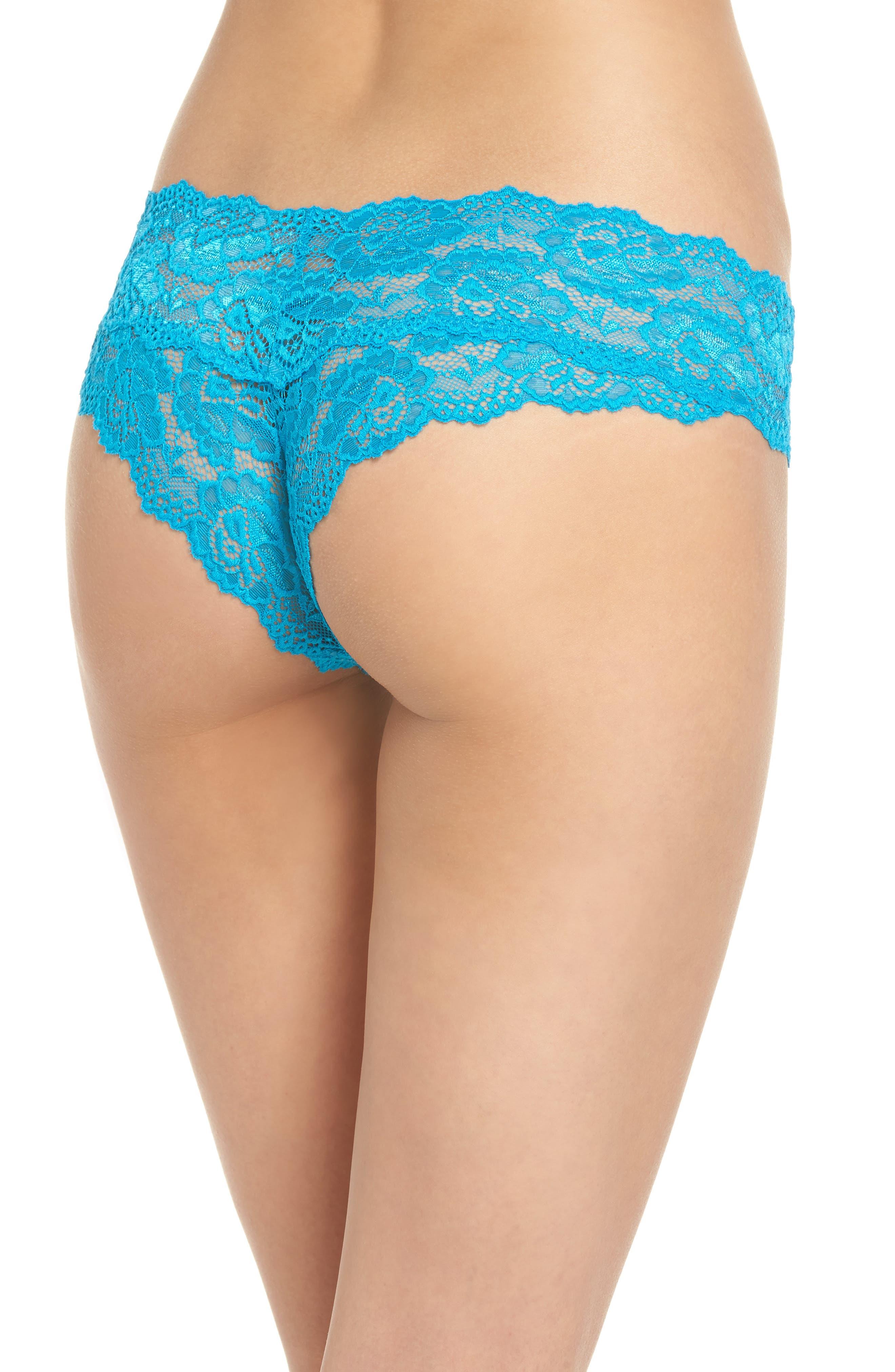 Alternate Image 2  - Skarlett Blue 'Goddess' Cheeky Hipster Bikini (3 for $45)