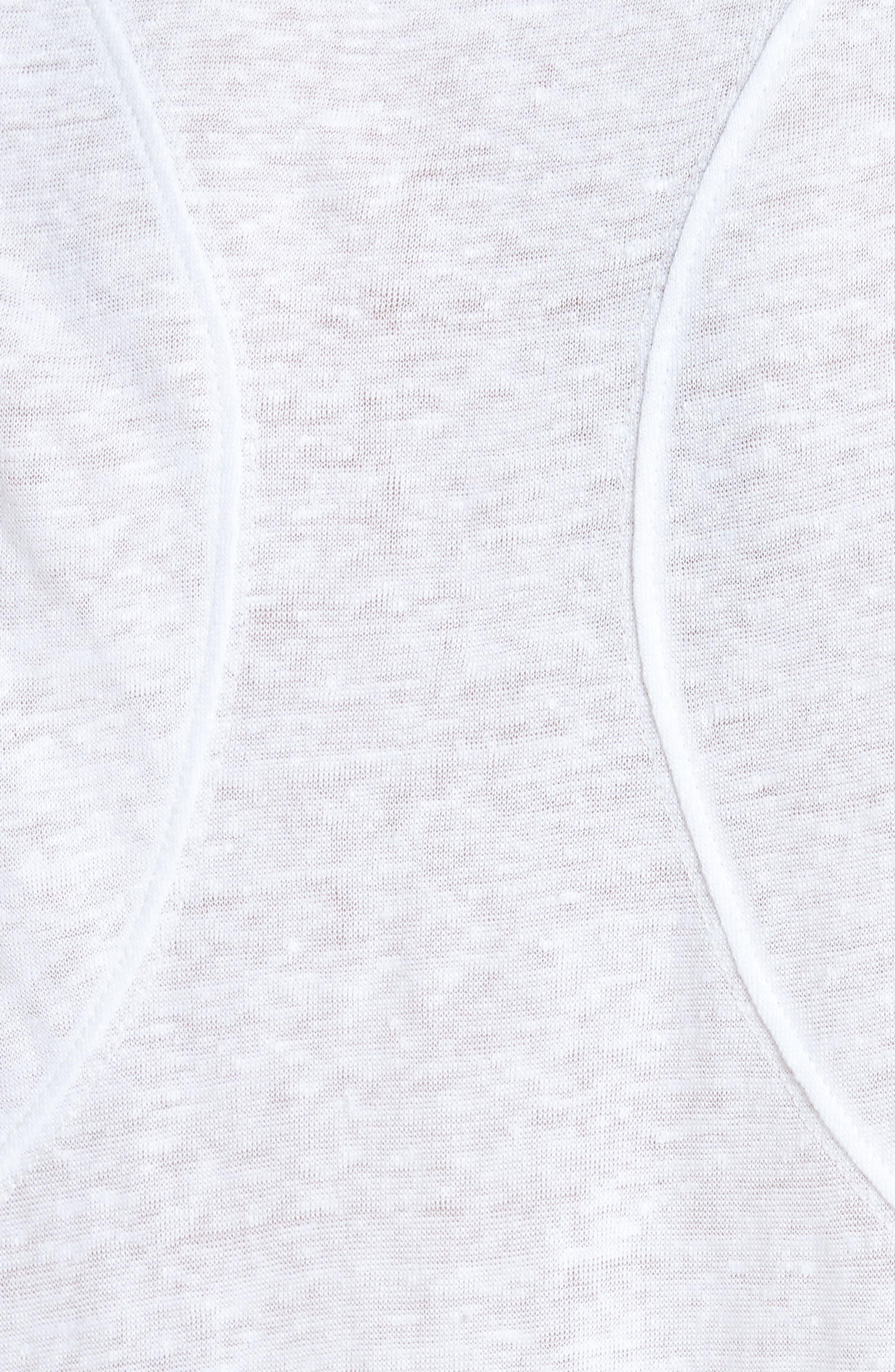 Lottie Tank,                             Alternate thumbnail 5, color,                             White