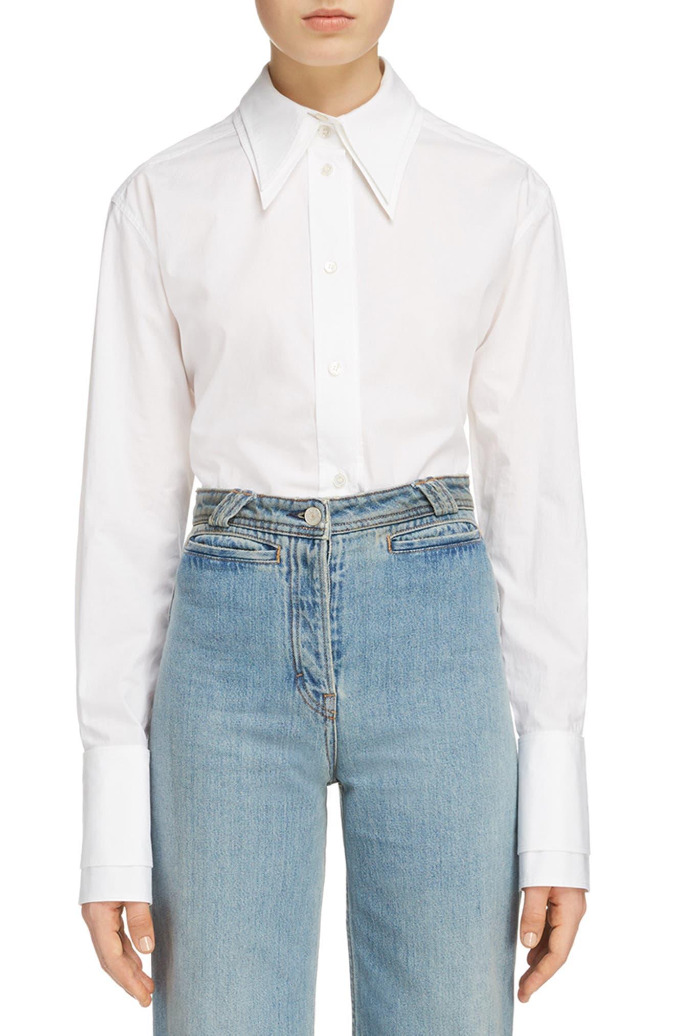 Roline Shirt,                         Main,                         color, White