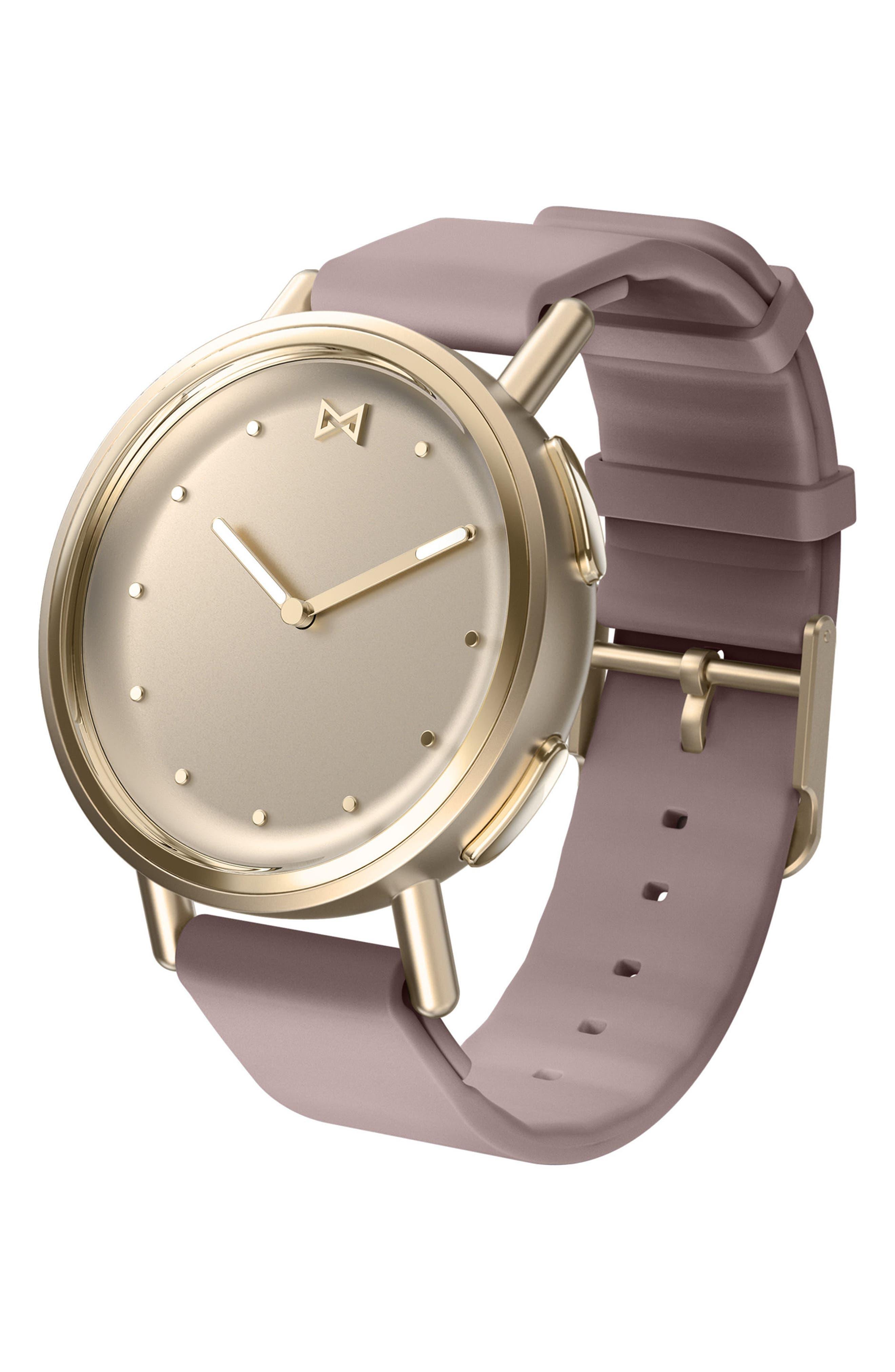 Path Strap Smartwatch, 36mm,                             Main thumbnail 1, color,                             Lavender
