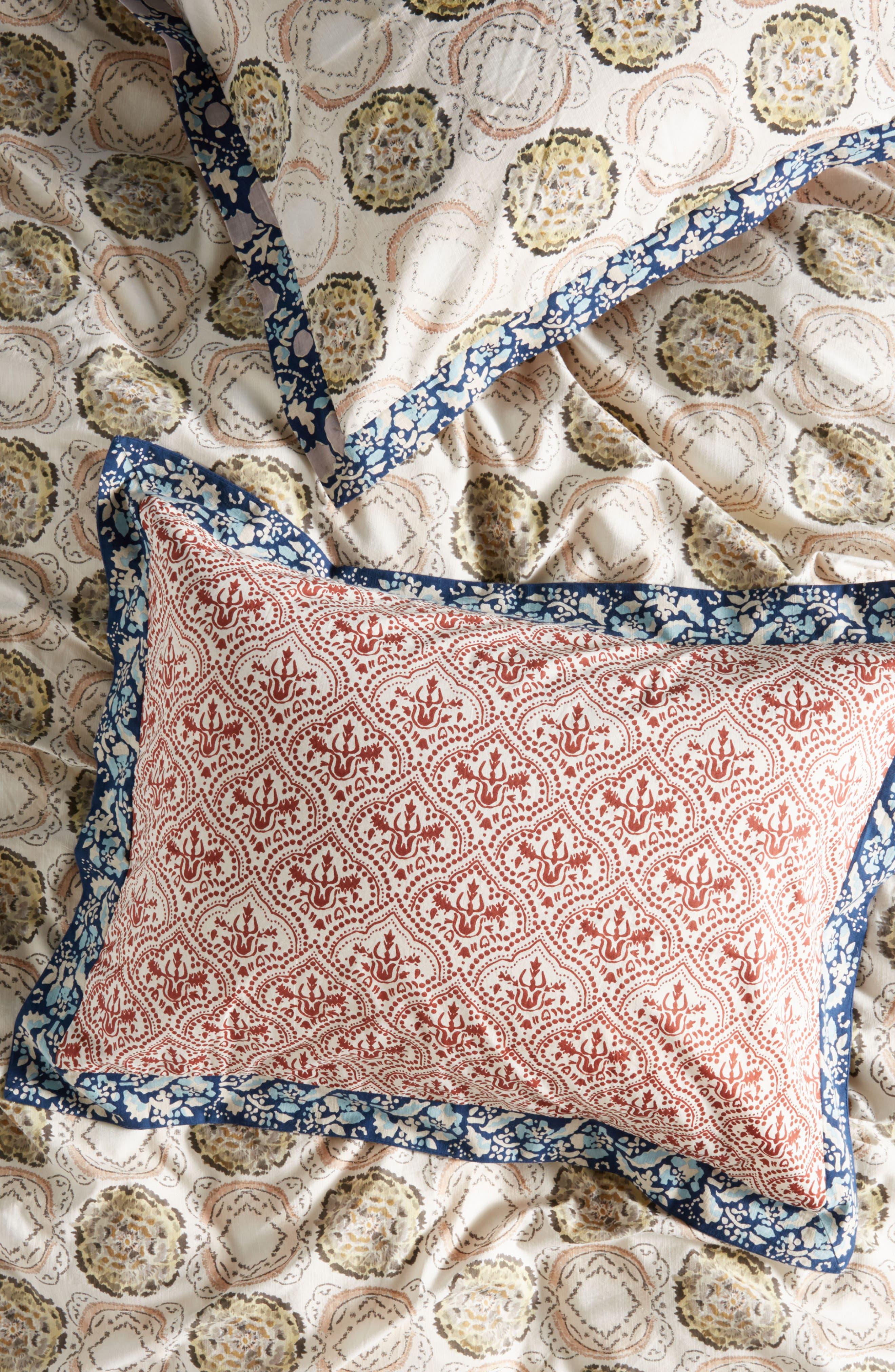 Meguro Pillow Shams,                             Main thumbnail 1, color,                             Assort