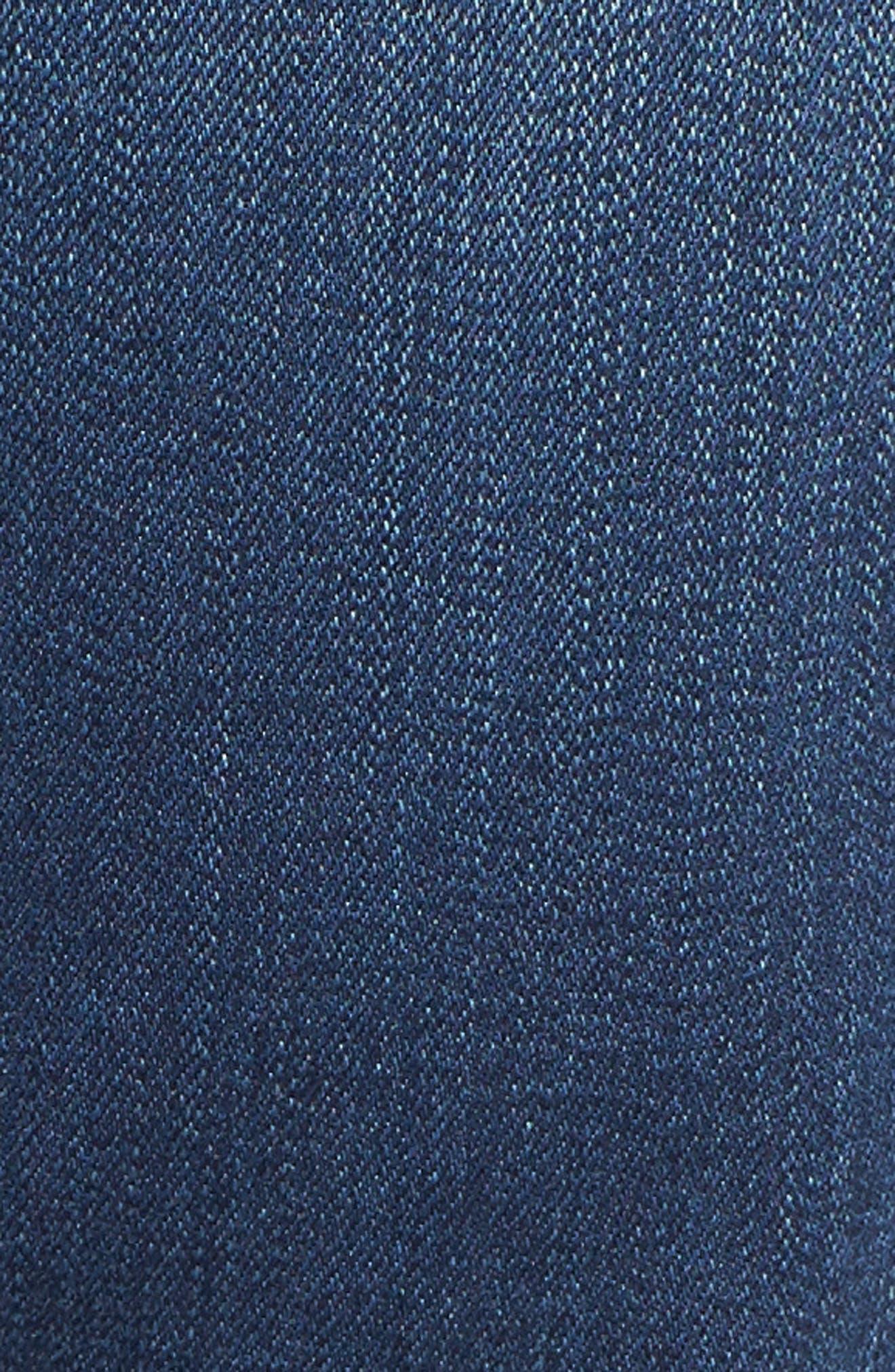 Hudson Blake Slim Fit Jeans,                             Alternate thumbnail 4, color,                             Independent