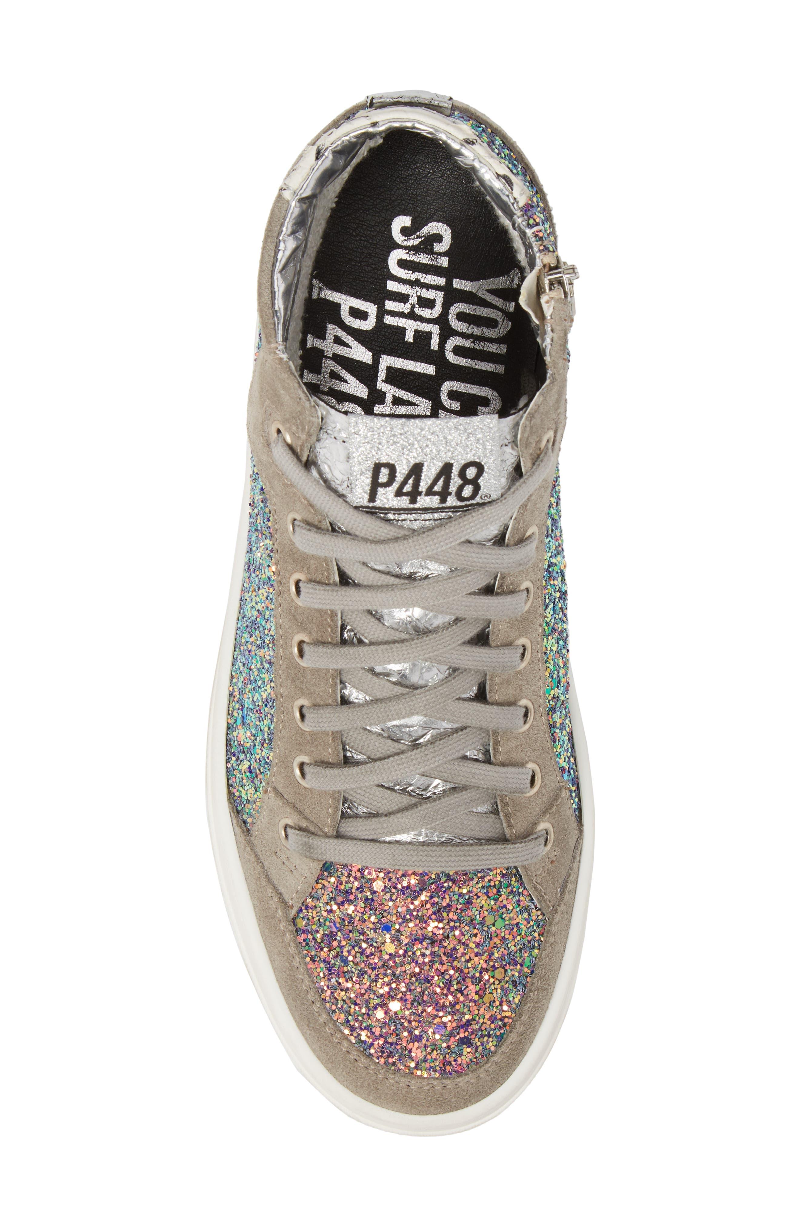 Love Sneaker,                             Alternate thumbnail 5, color,                             Multicolor