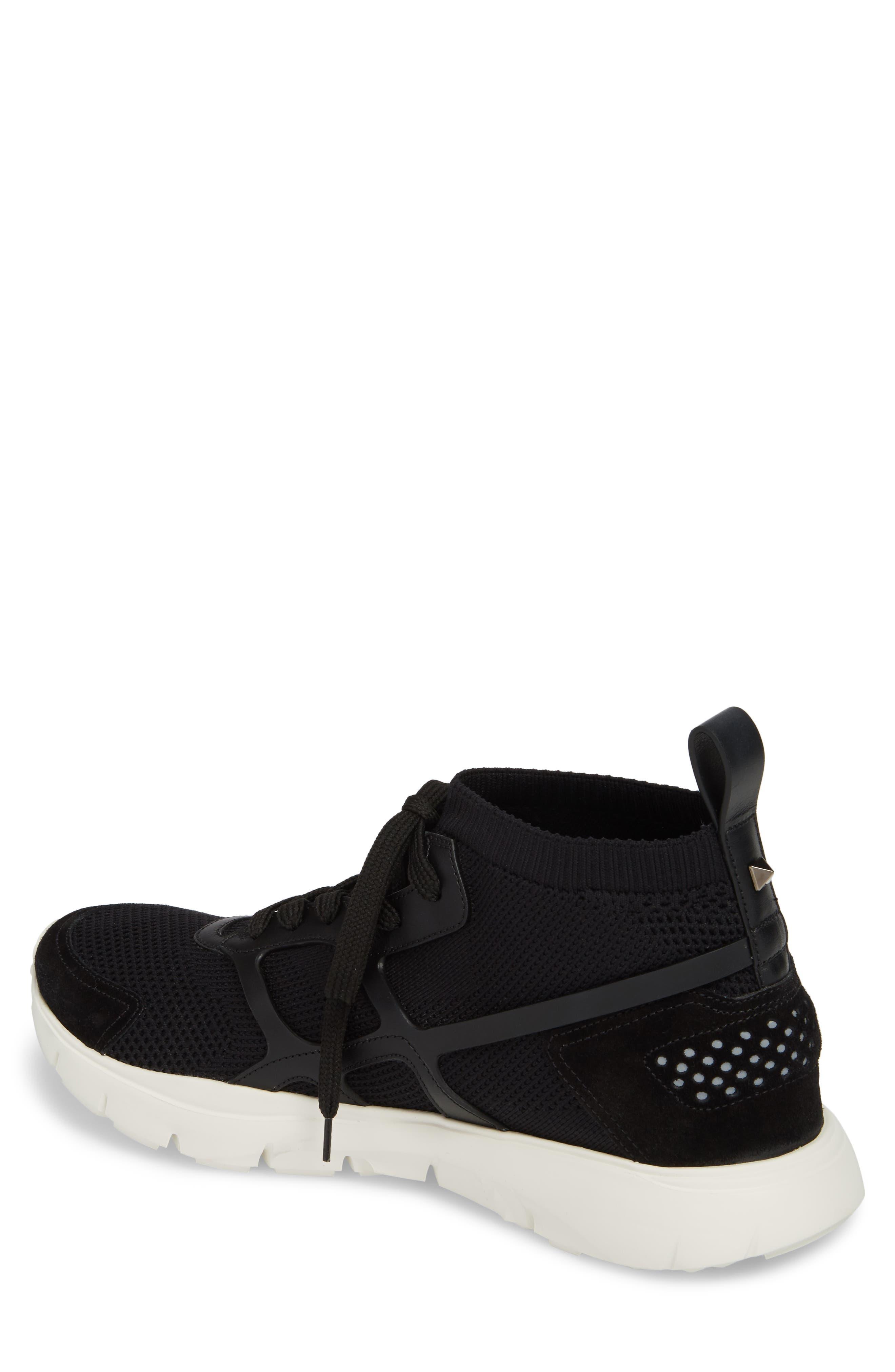 Sound High Sneaker,                             Alternate thumbnail 2, color,                             Nero