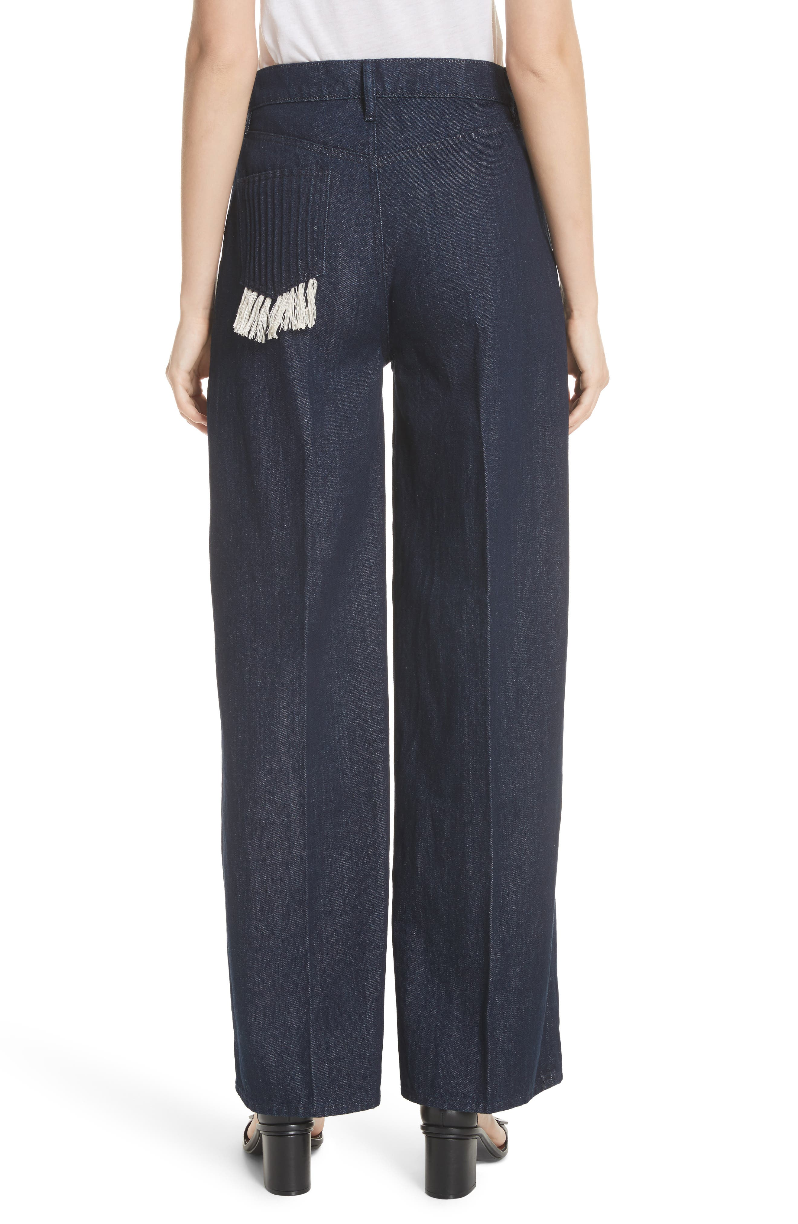 Tilly Jeans,                             Alternate thumbnail 2, color,                             Rinse Wash - Combo A