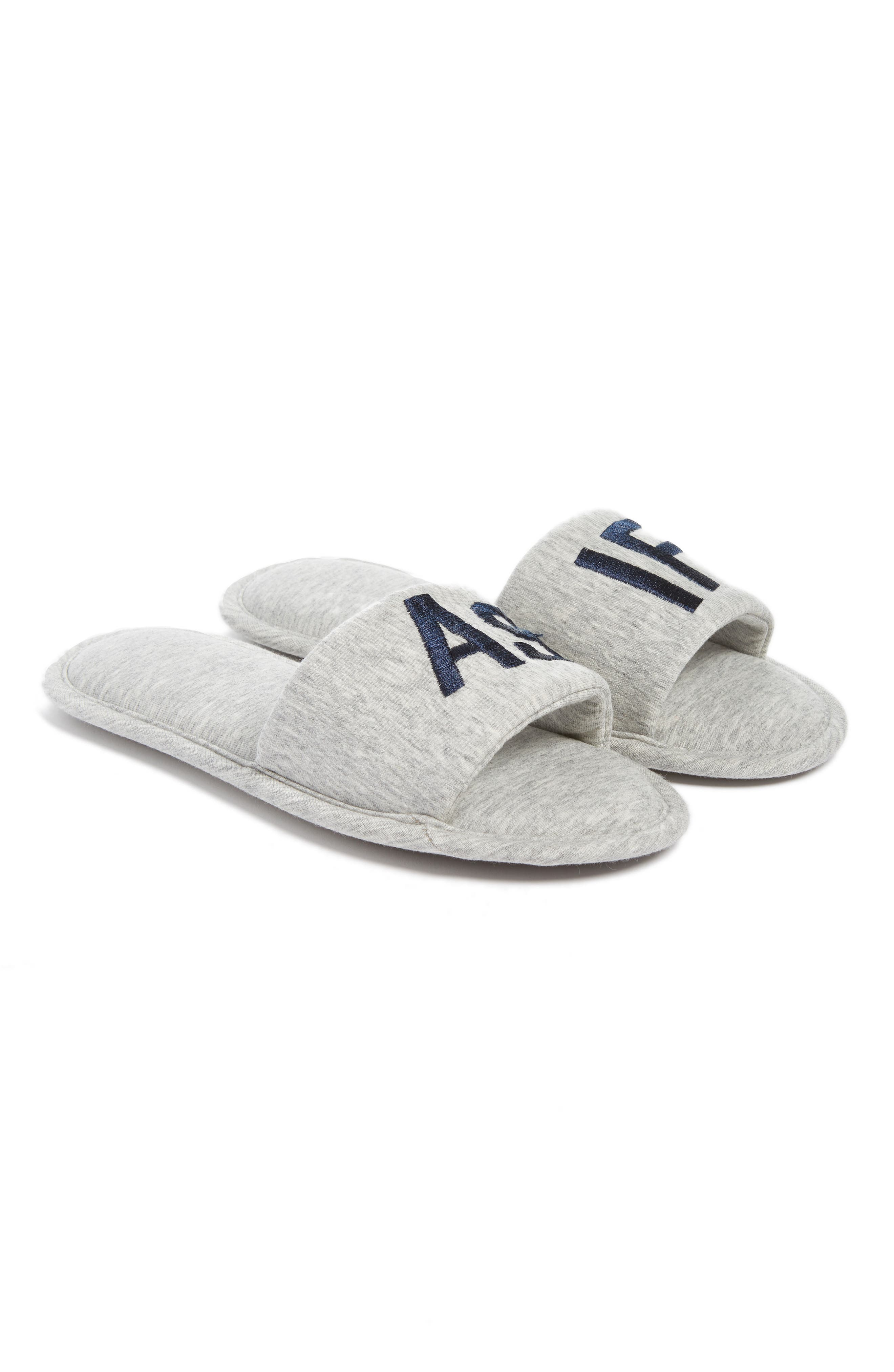 Make + Model Hi & Bye Slide Slippers