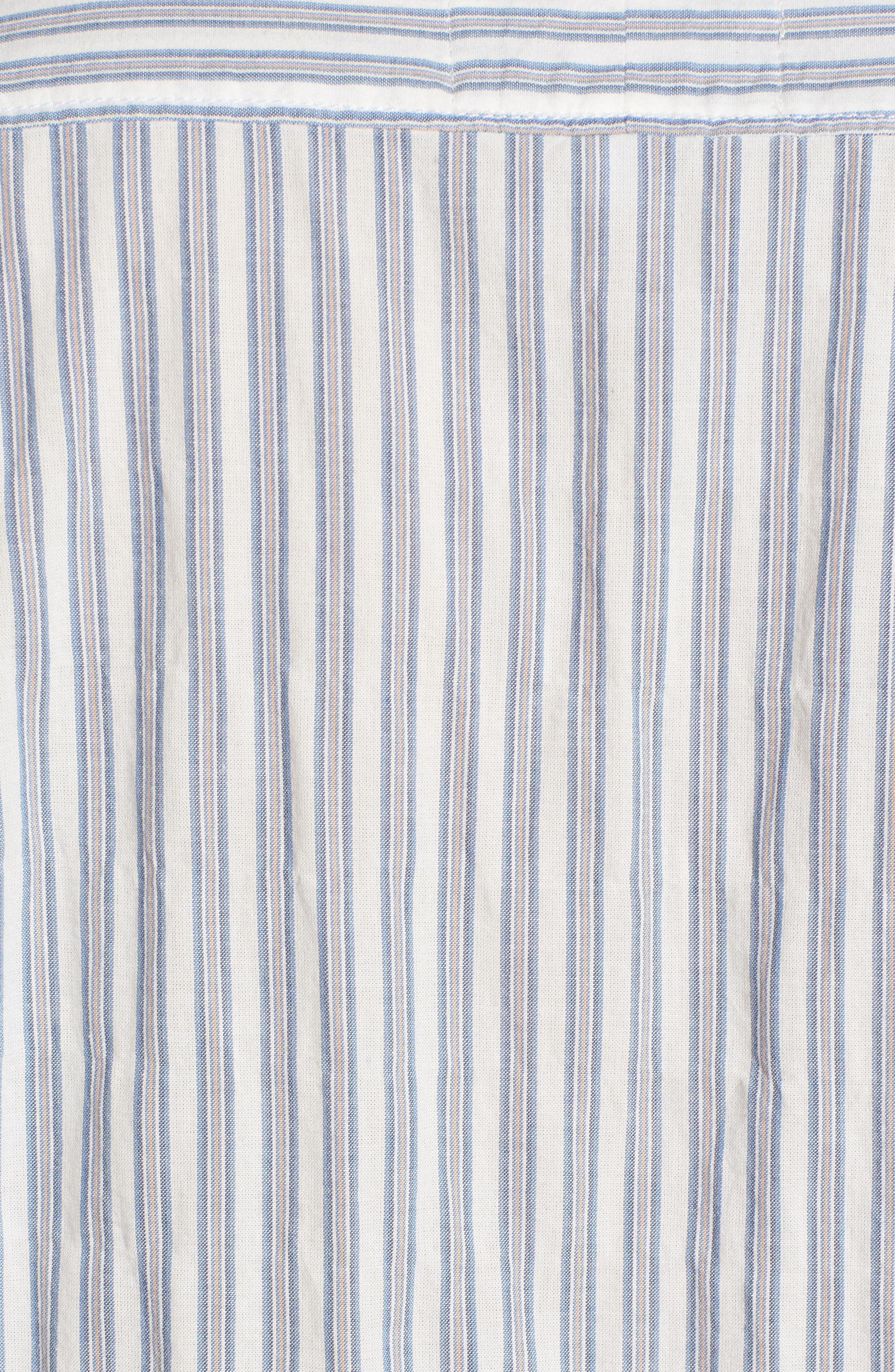 The Rosie Shirt,                             Alternate thumbnail 6, color,                             Multicolor Stripe