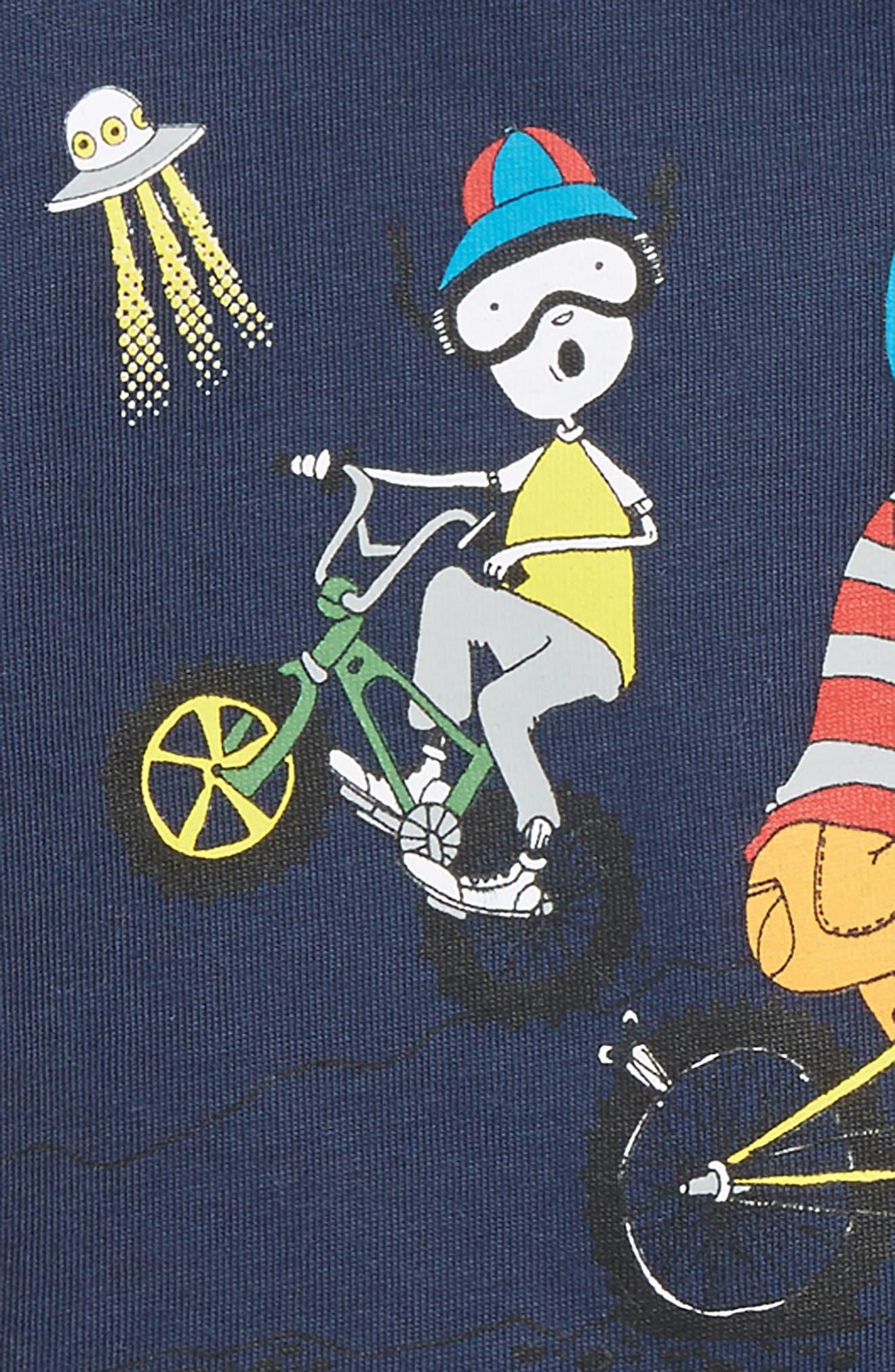 Mister Marc T-Shirt,                             Alternate thumbnail 2, color,                             Nuit