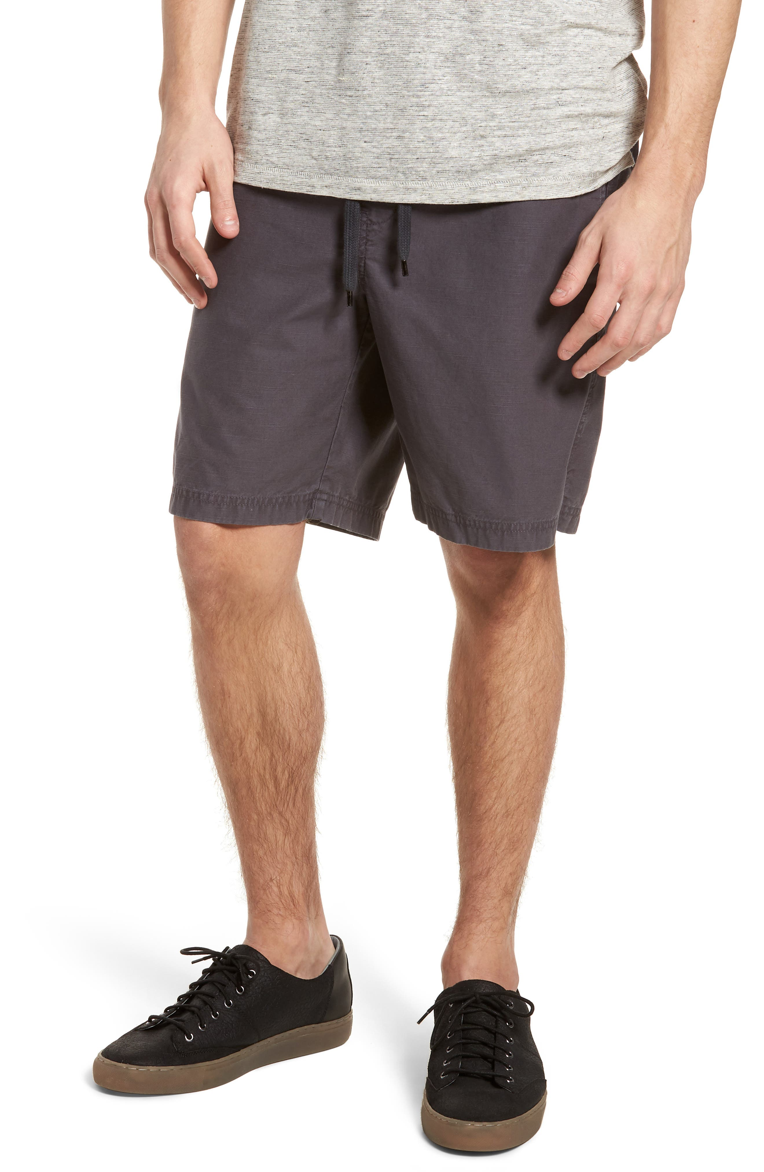 Treasure & Bond E-Waist Utility Shorts