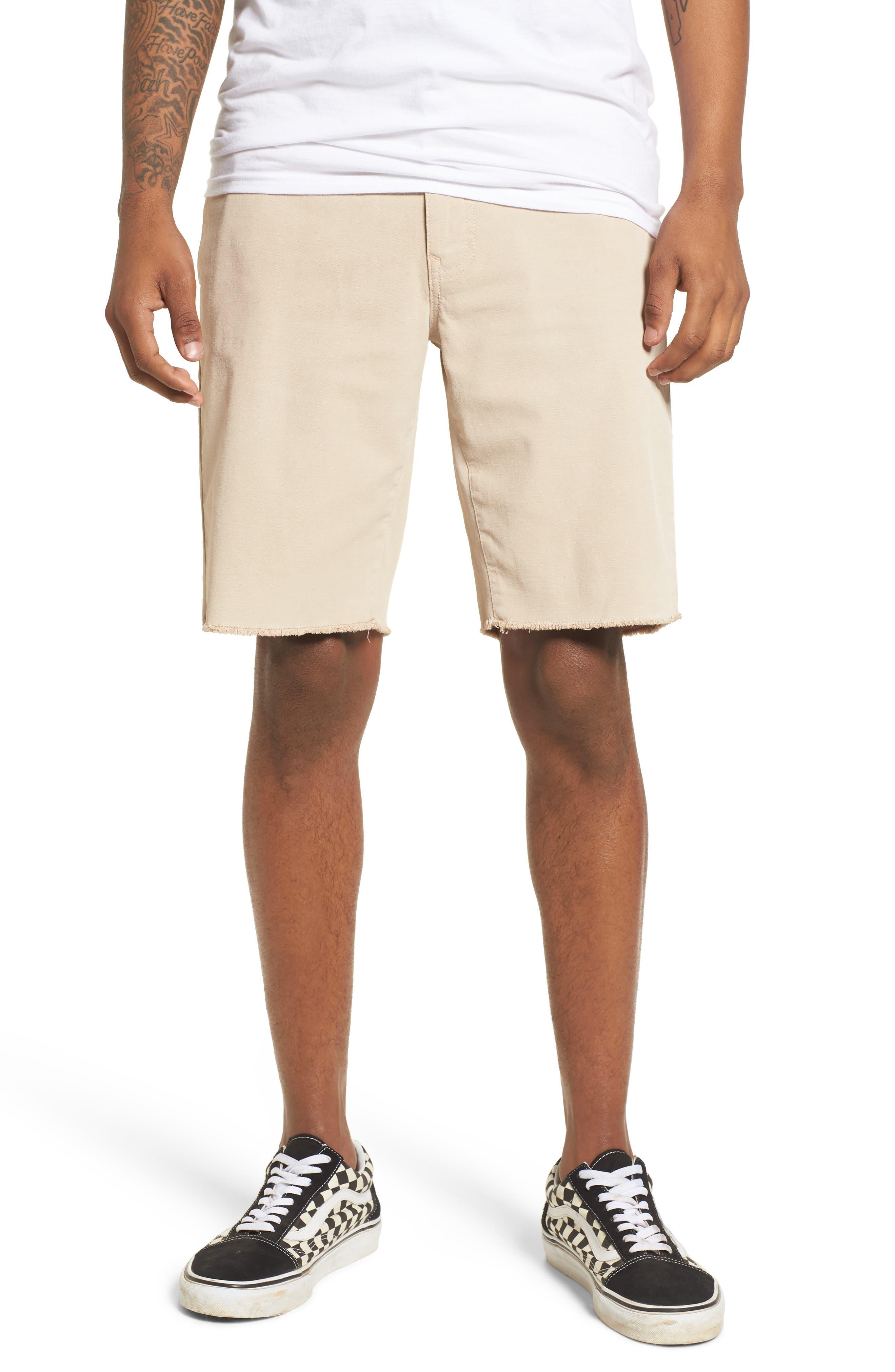 Main Image - The Rail Frost Wash Shorts