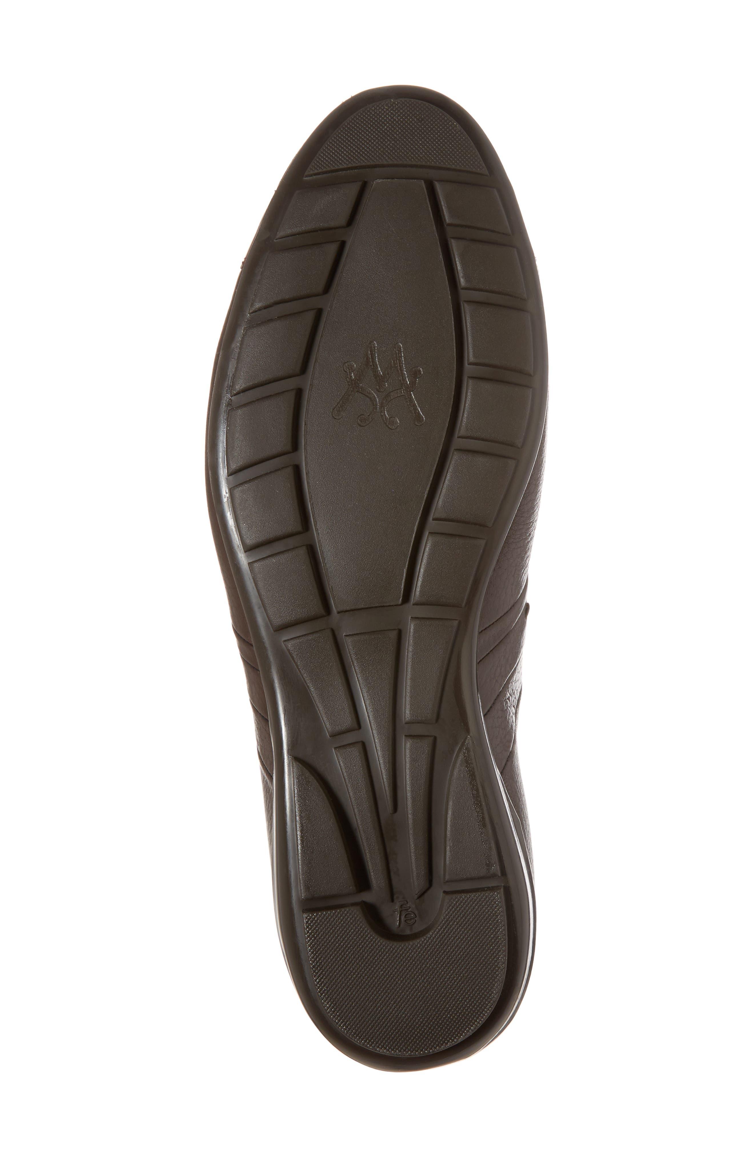 Tiberio Sneaker,                             Alternate thumbnail 6, color,                             Brown