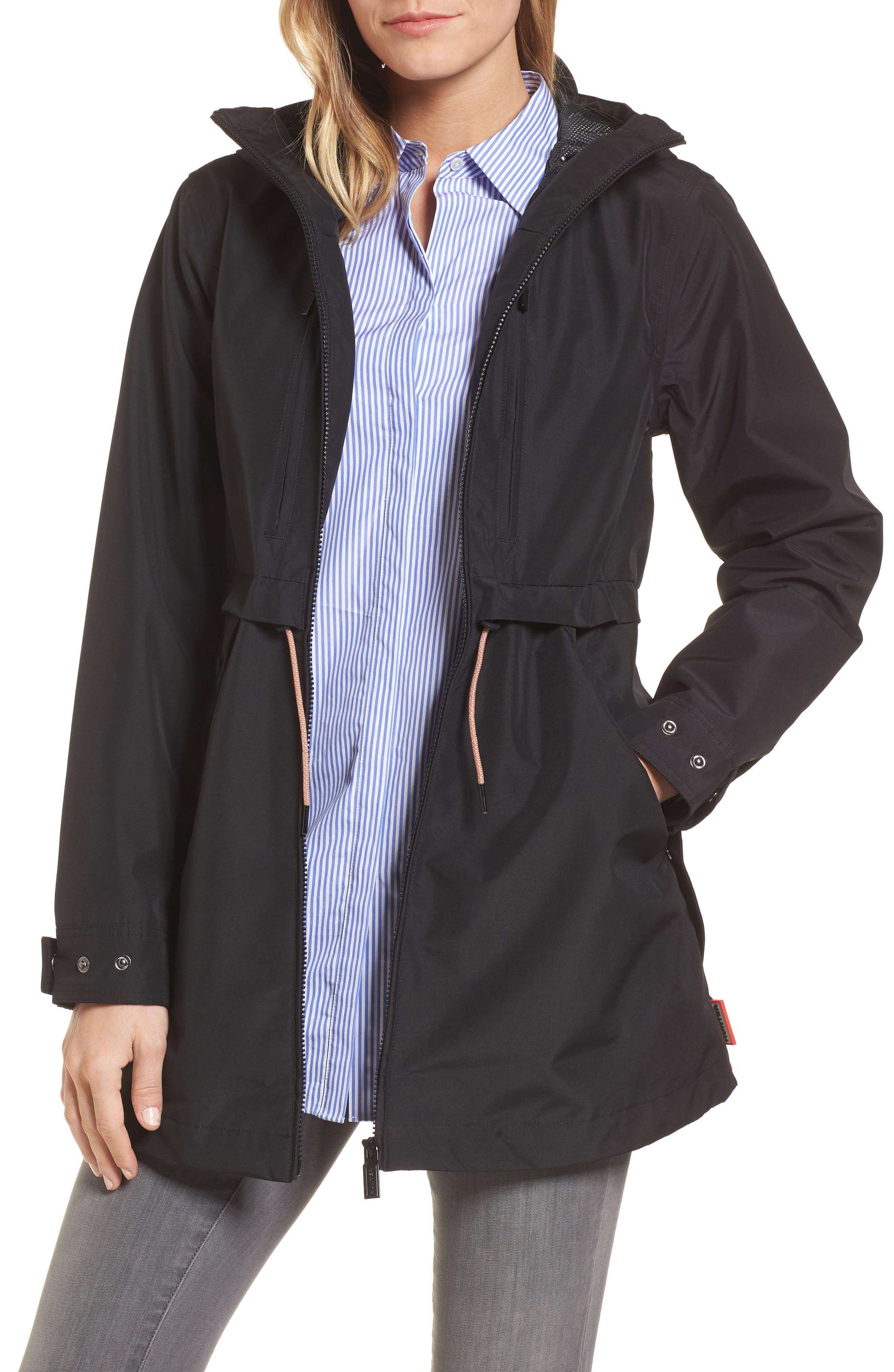 Original 3-Layer Waterproof Anorak Jacket,                         Main,                         color, Black