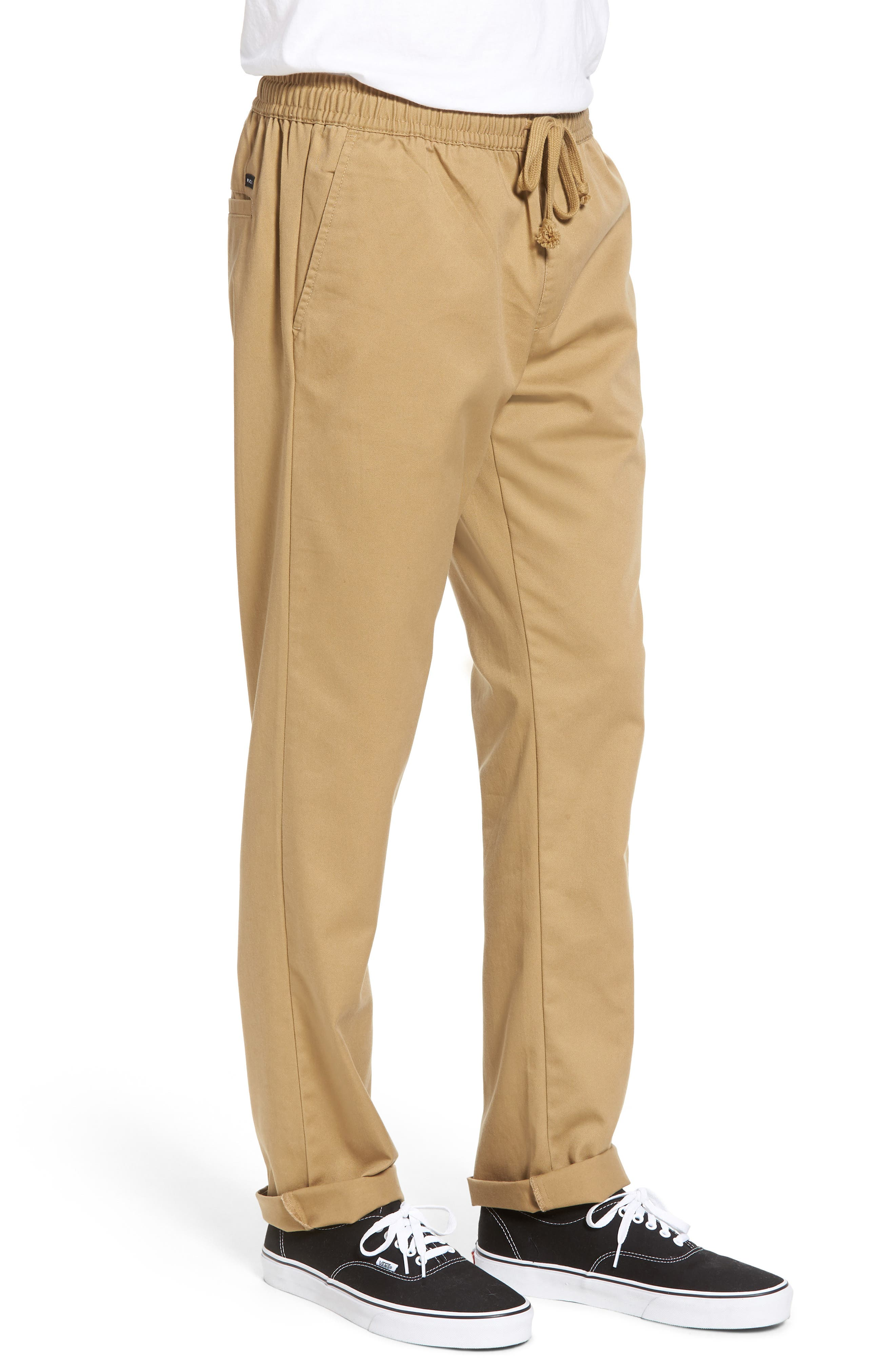 A.T. Dayshift Pants,                             Alternate thumbnail 3, color,                             Dark Sand