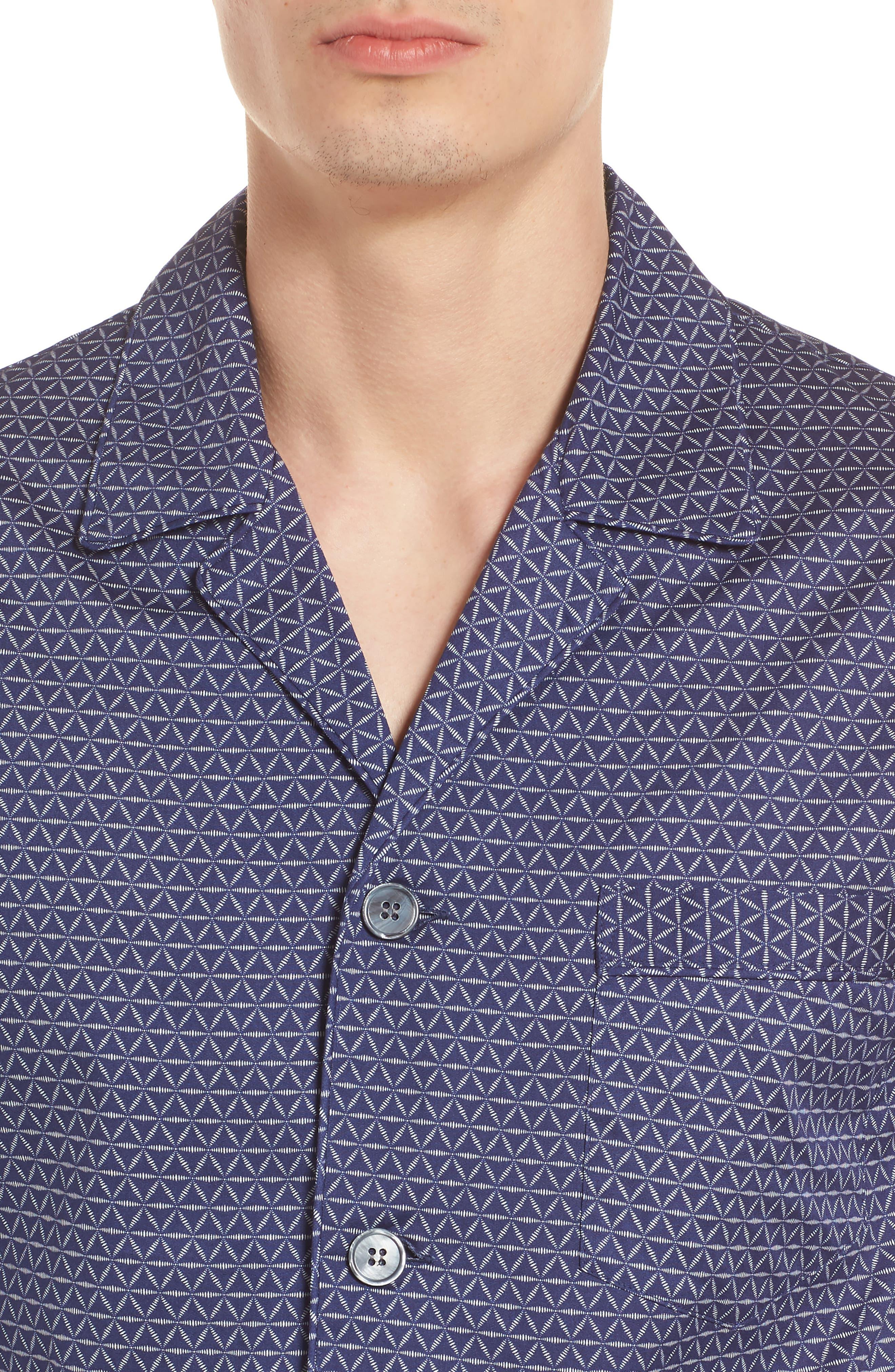 Alternate Image 4  - Majestic International Starling Pajama Set