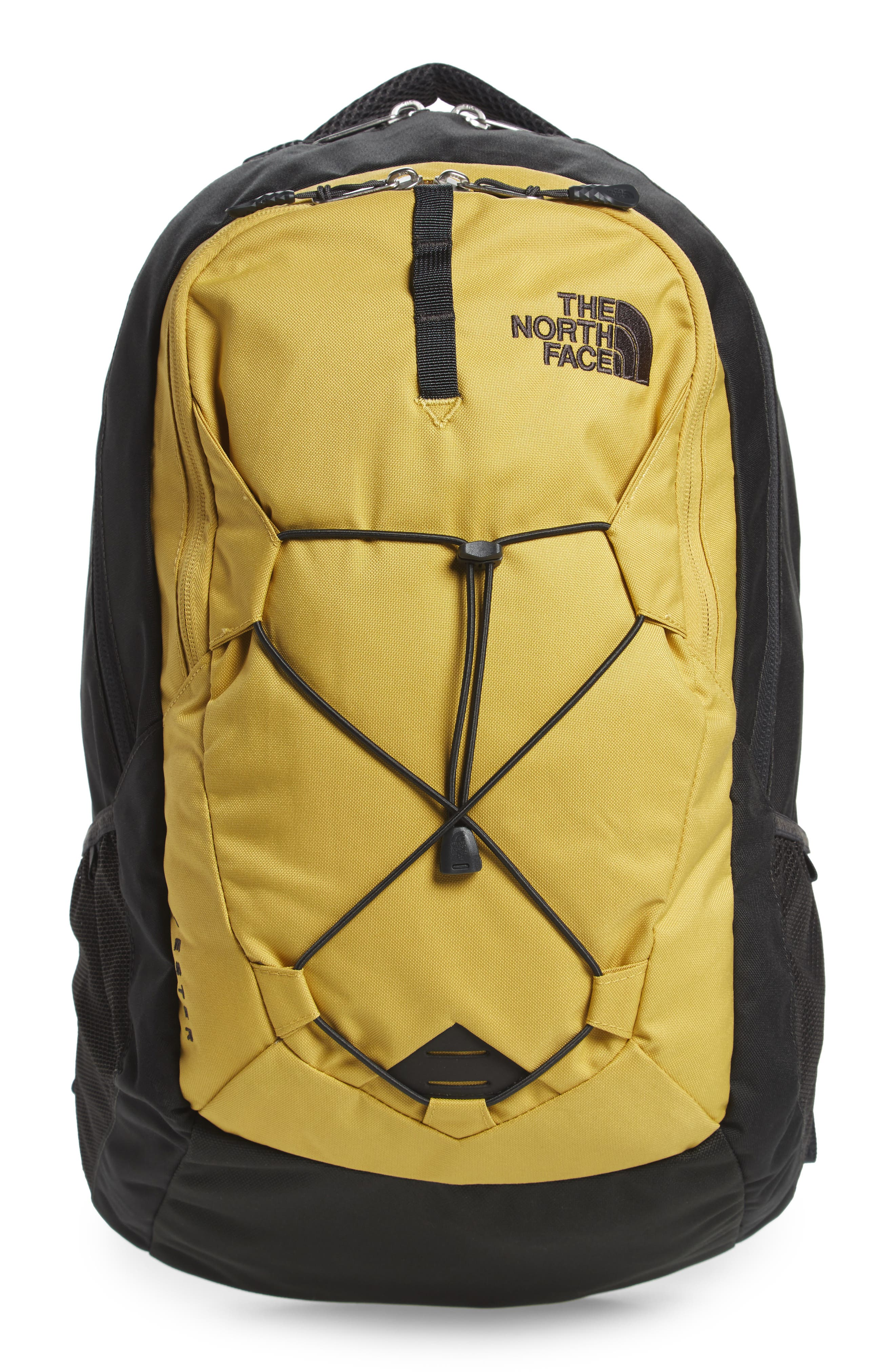 'Jester' Backpack,                         Main,                         color, Olivenite Yellow/ Asphalt Grey