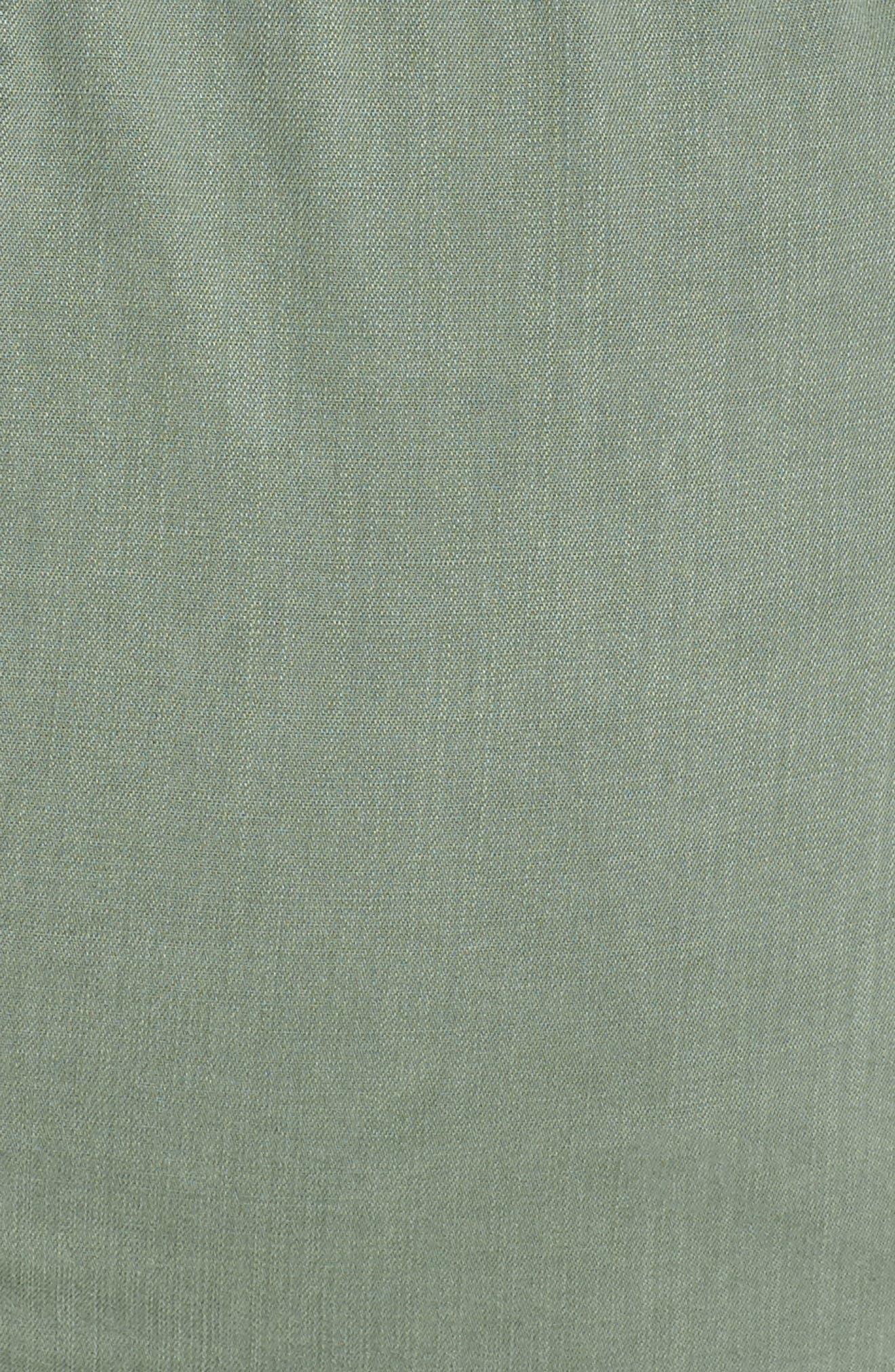 Utility Vest,                             Alternate thumbnail 7, color,                             Green Dune