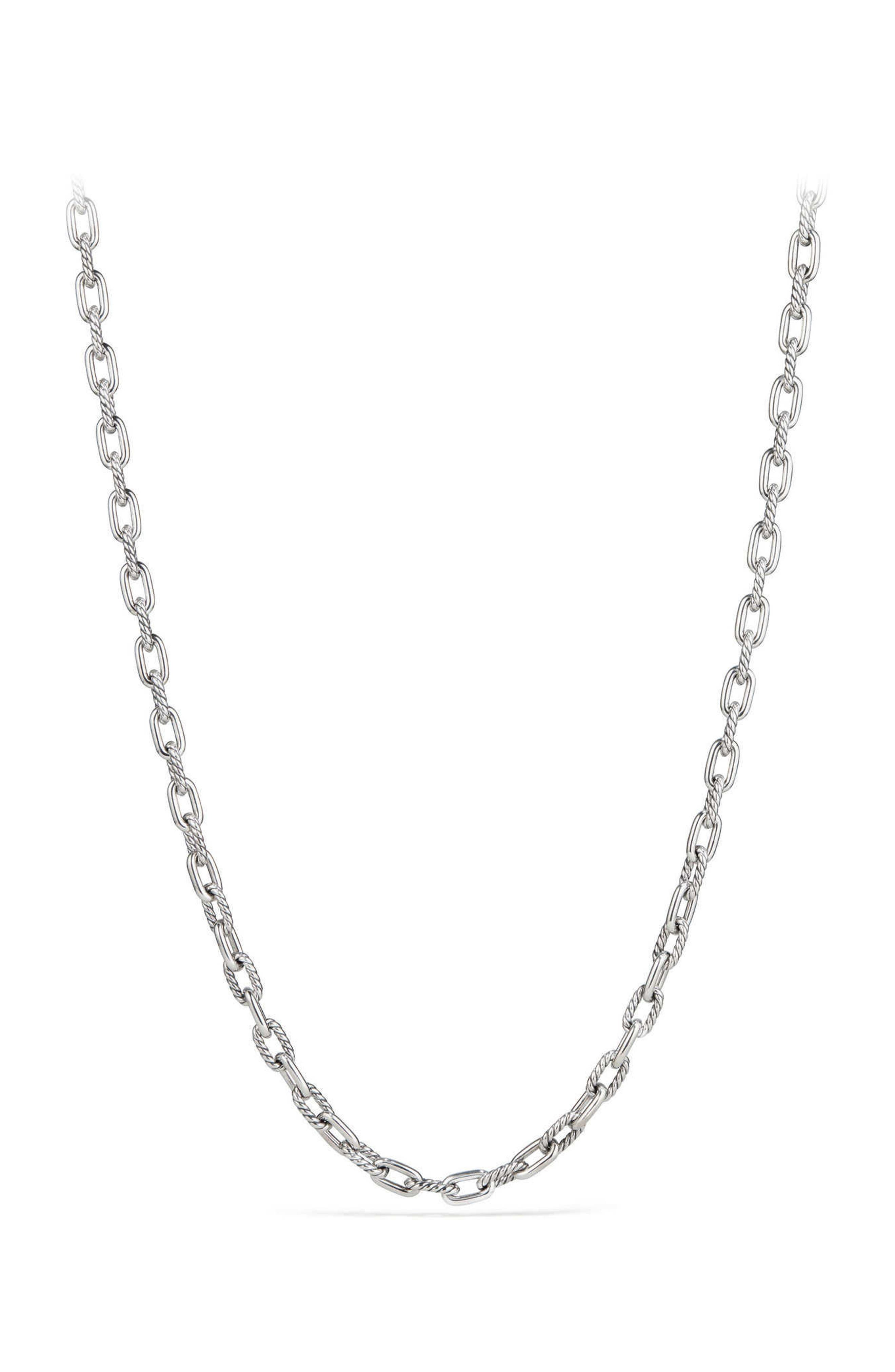 David Yurman DY Madison Extra Small Necklace