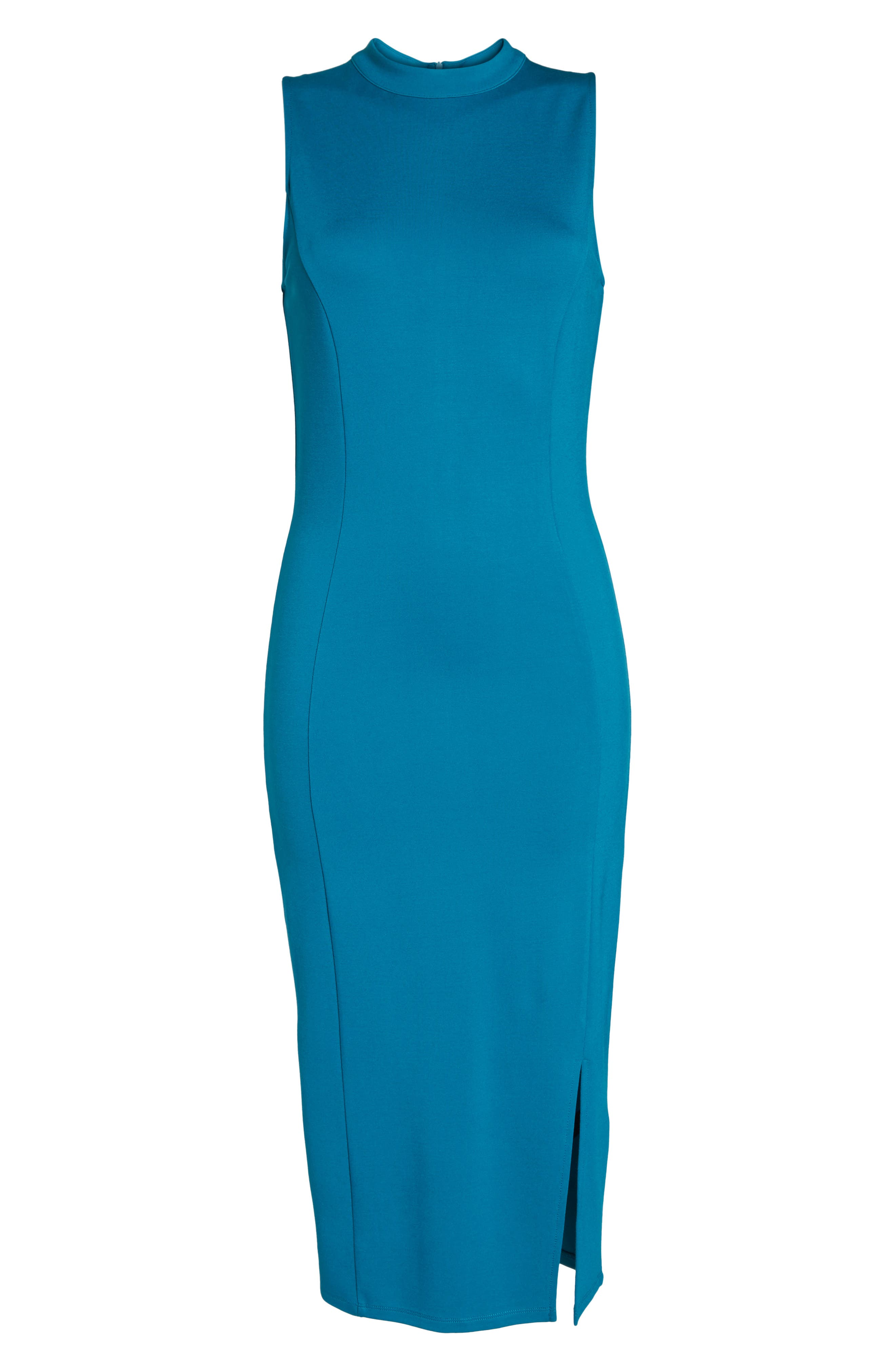 Alternate Image 6  - Felicity & Coco Pepa Mock Neck Sheath Dress (Nordstrom Exclusive)