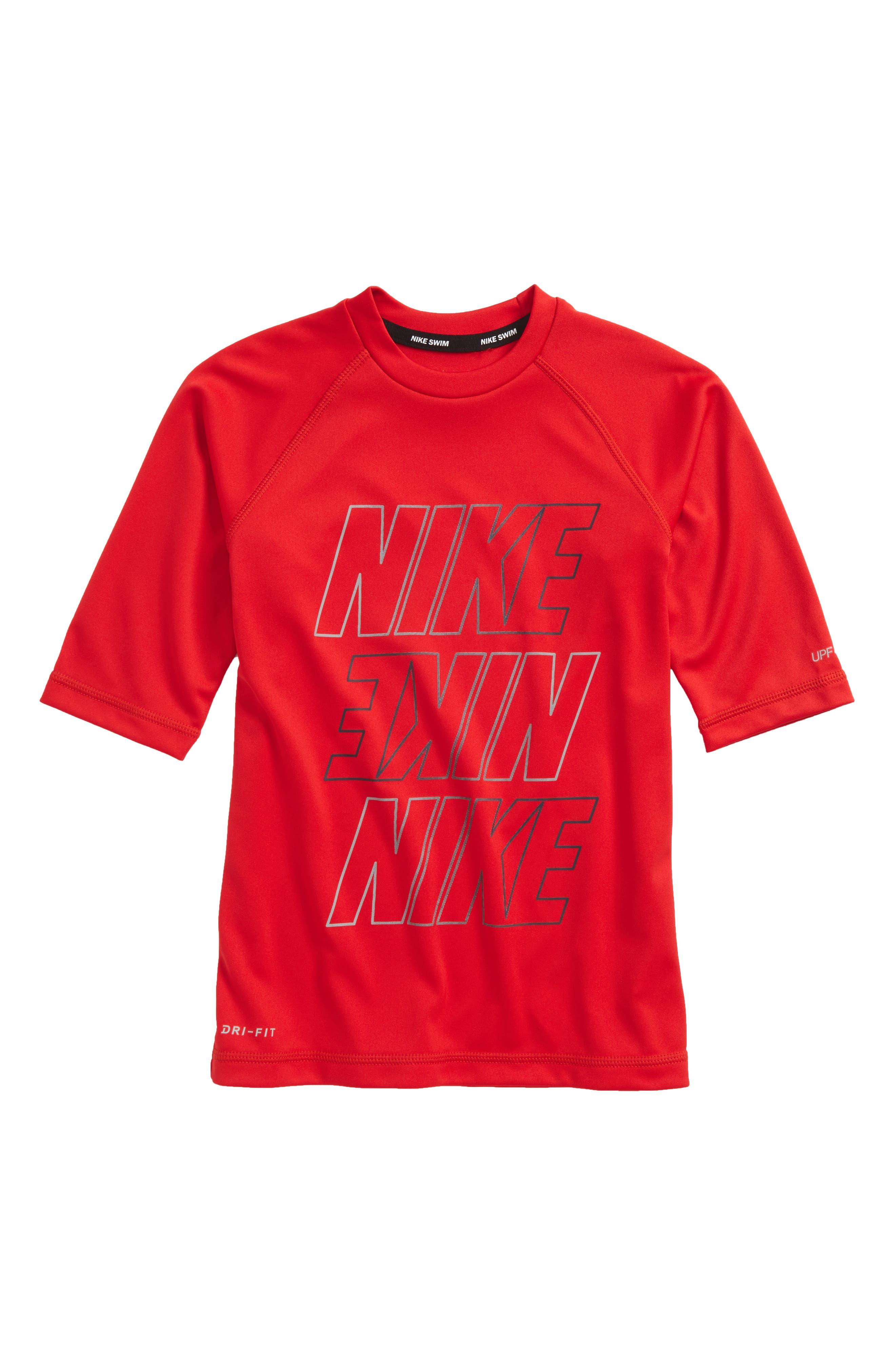Nike Hydroguard Surf Shirt (Little Boys)