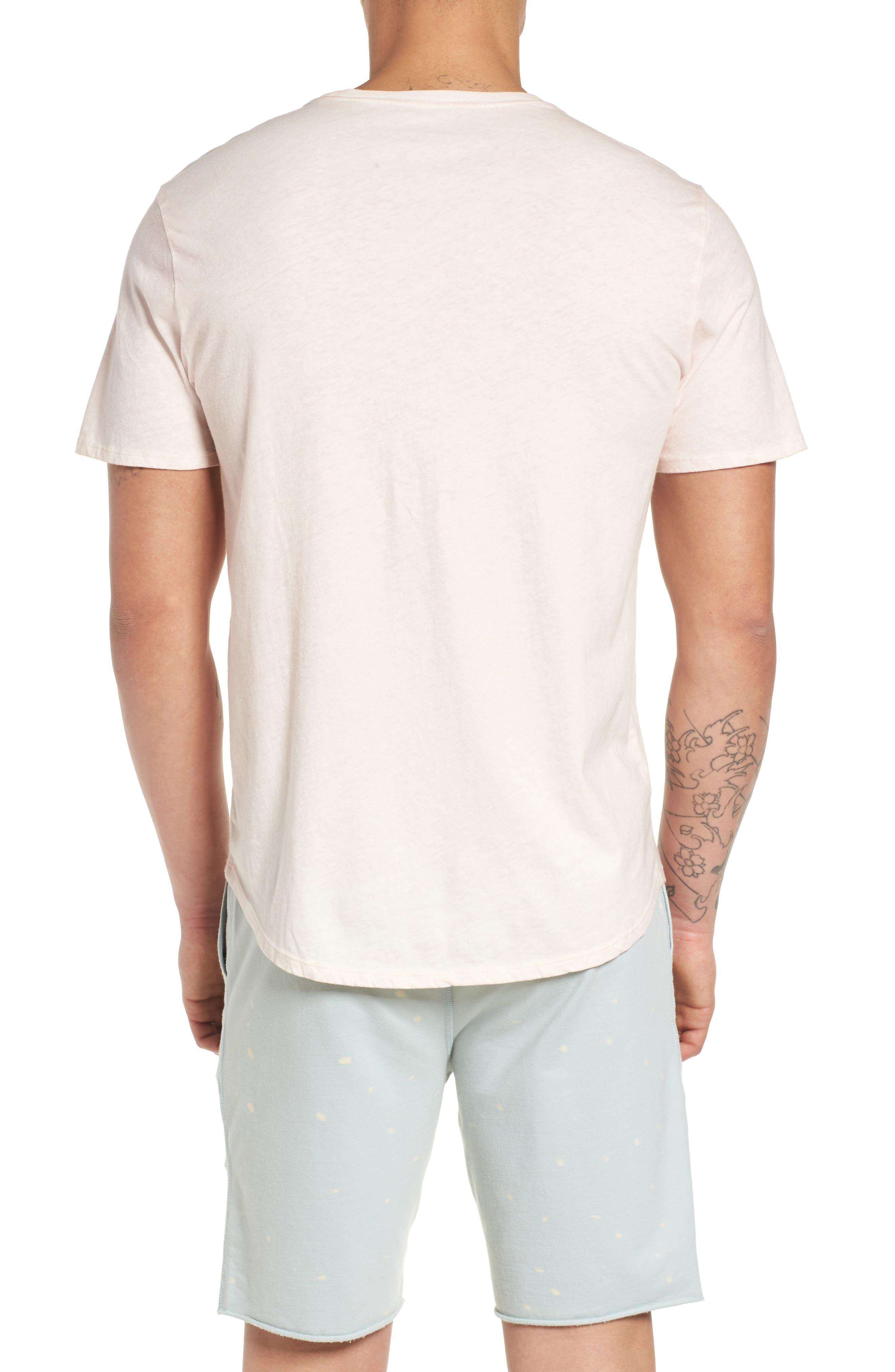 Neue Varsity T-Shirt,                             Alternate thumbnail 2, color,                             Pink Sand/ Pink