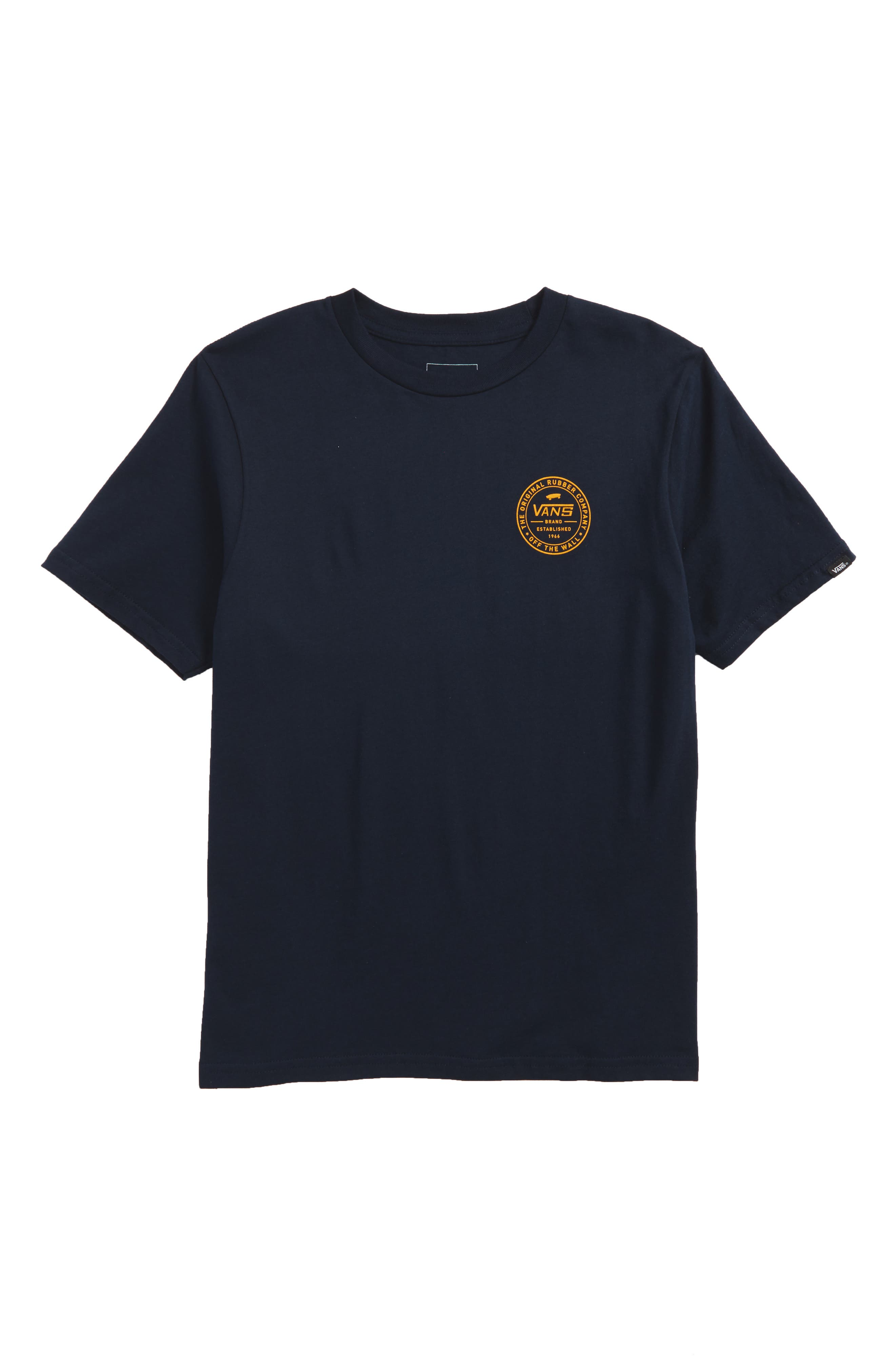 Vans Established '66 Graphic T-Shirt (Big Boys)