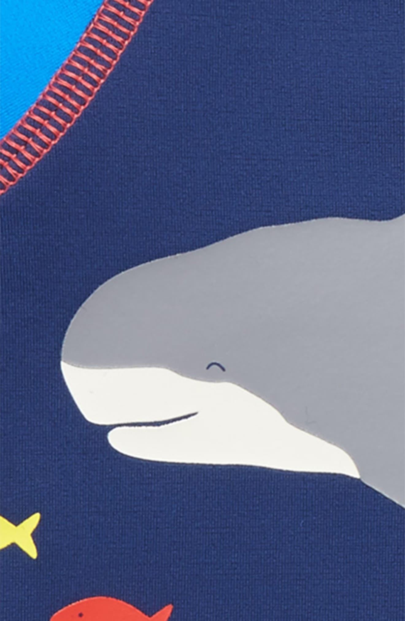Sea Creature Rashguard,                             Alternate thumbnail 2, color,                             Deep Sea