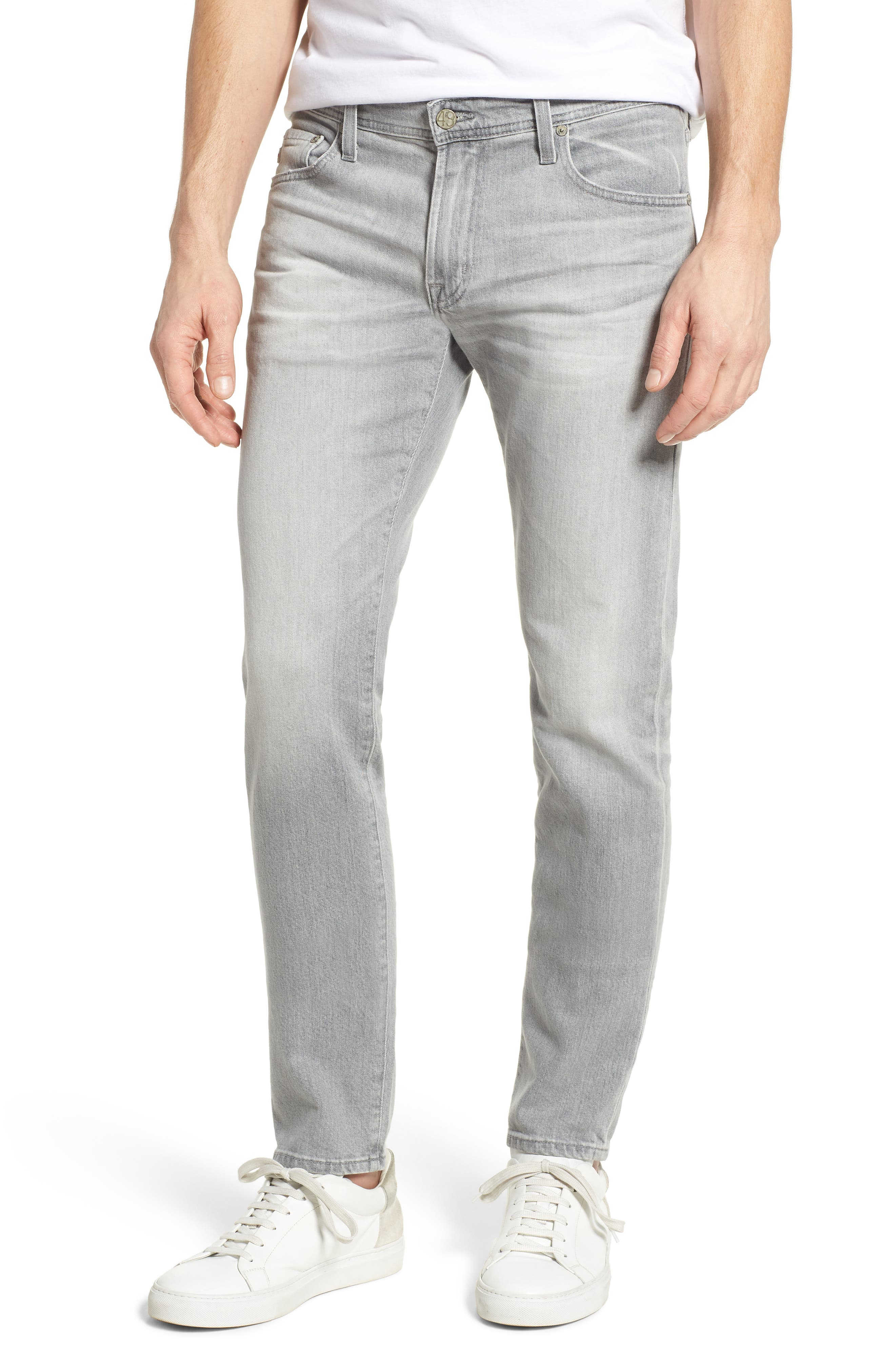 Dylan Skinny Fit Jeans,                         Main,                         color, 21 Years Outline