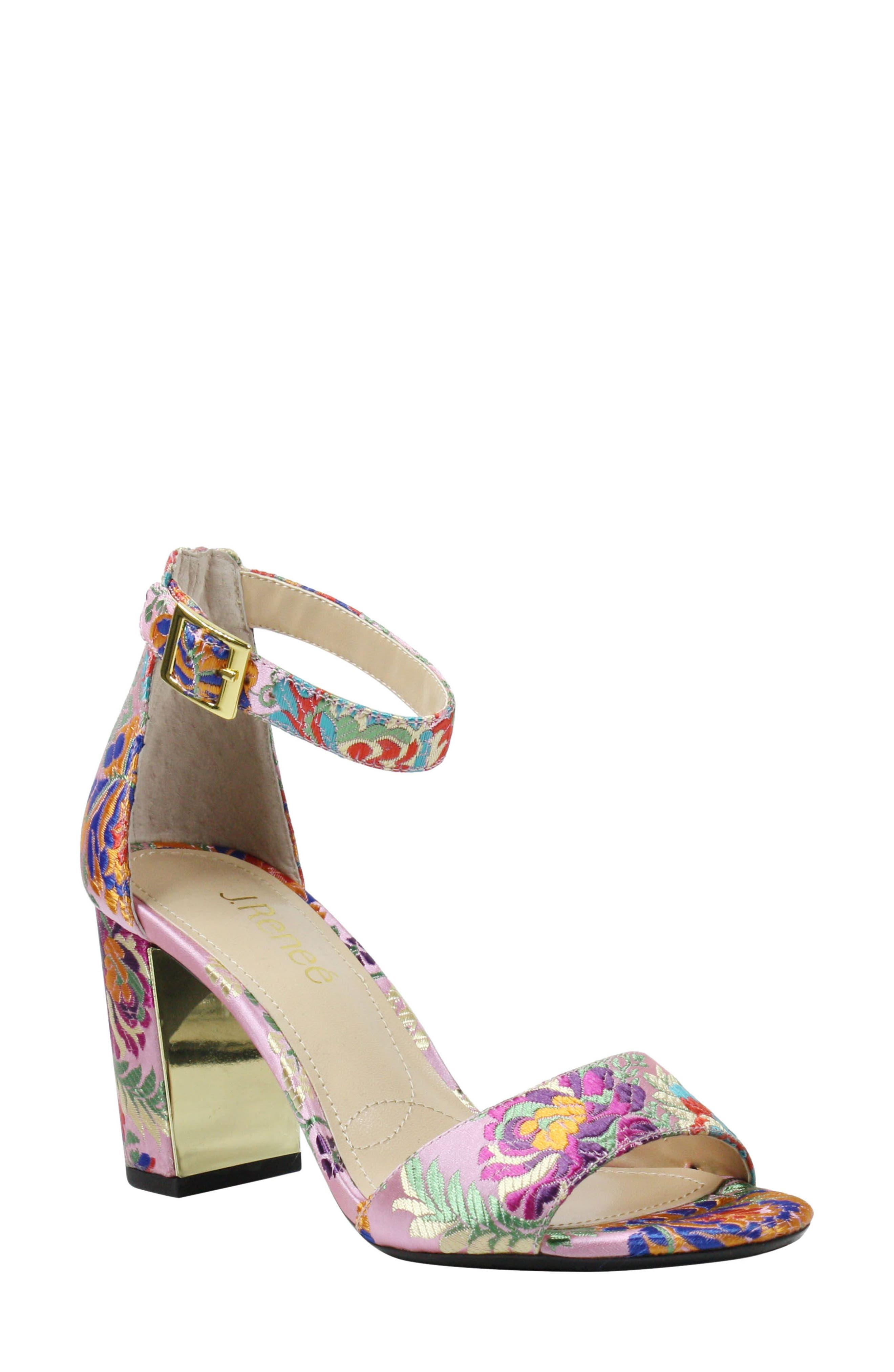 J. Reneé Flaviana Ankle Strap Sandal (Women)